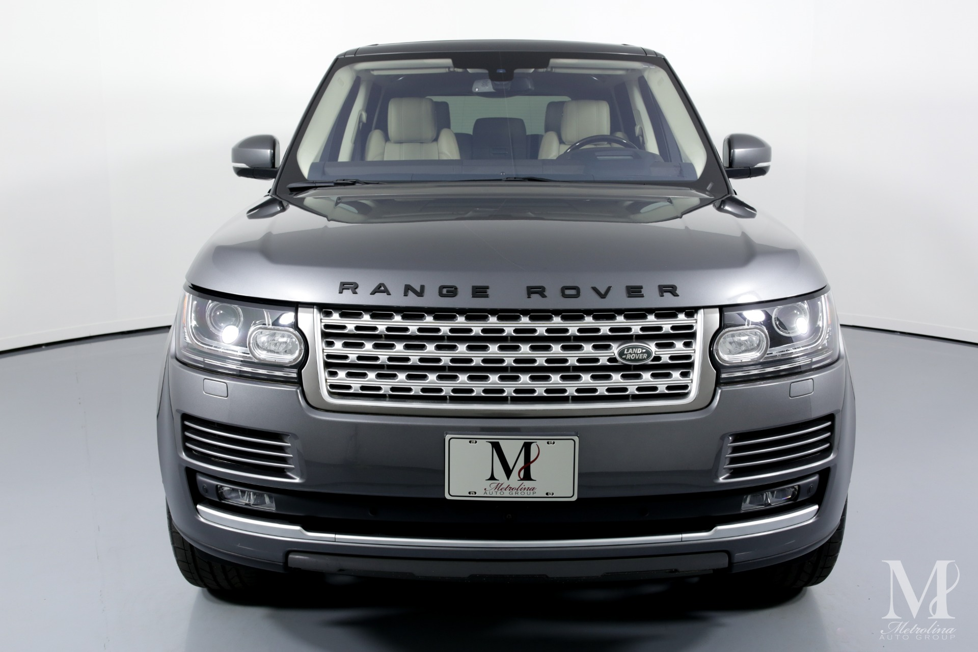 Used 2016 Land Rover Range Rover HSE AWD 4dr SUV for sale Sold at Metrolina Auto Group in Charlotte NC 28217 - 3