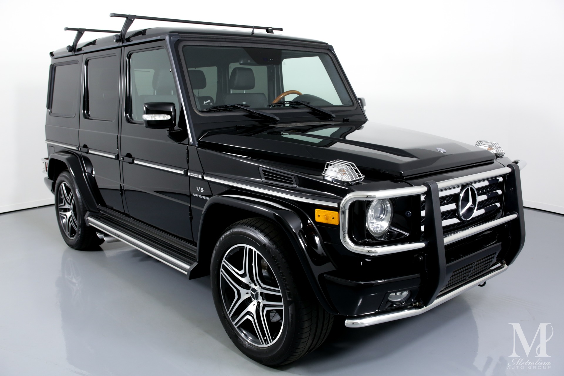 Used 2010 Mercedes-Benz G-Class G 55 AMG AWD 4MATIC 4dr SUV for sale $49,996 at Metrolina Auto Group in Charlotte NC 28217 - 2