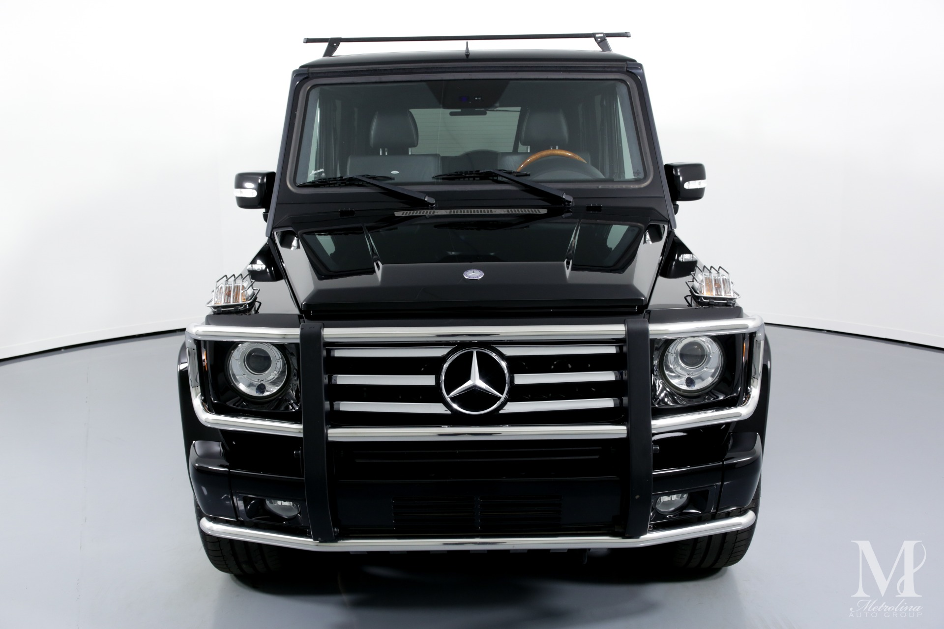 Used 2010 Mercedes-Benz G-Class G 55 AMG AWD 4MATIC 4dr SUV for sale $49,996 at Metrolina Auto Group in Charlotte NC 28217 - 3