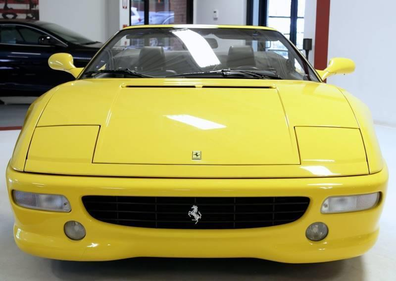 Used 1998 Ferrari F355 SPIDER for sale Sold at Metrolina Auto Group in Charlotte NC 28217 - 4