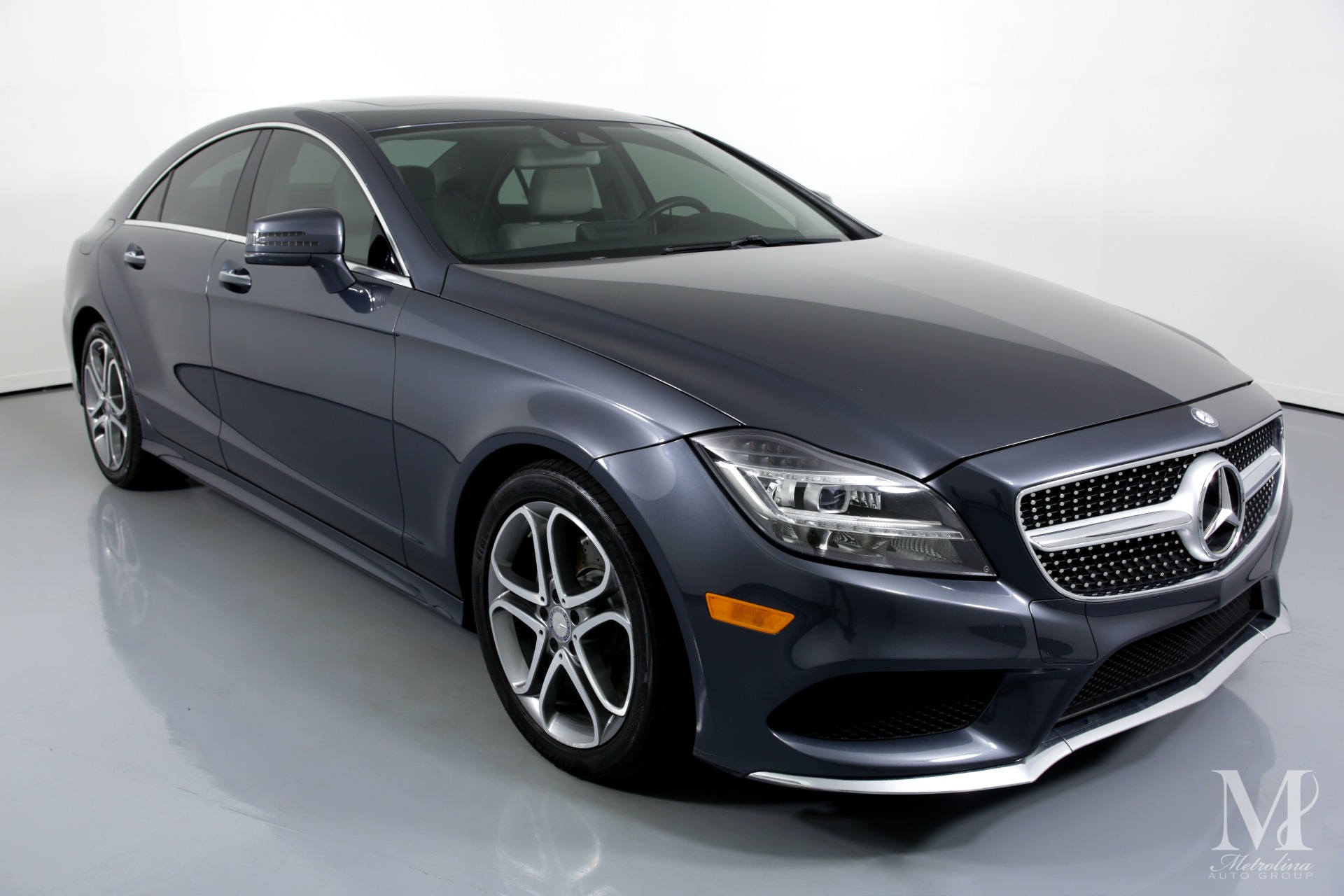 Used 2015 Mercedes-Benz CLS CLS 400 4dr Sedan for sale $29,996 at Metrolina Auto Group in Charlotte NC 28217 - 2