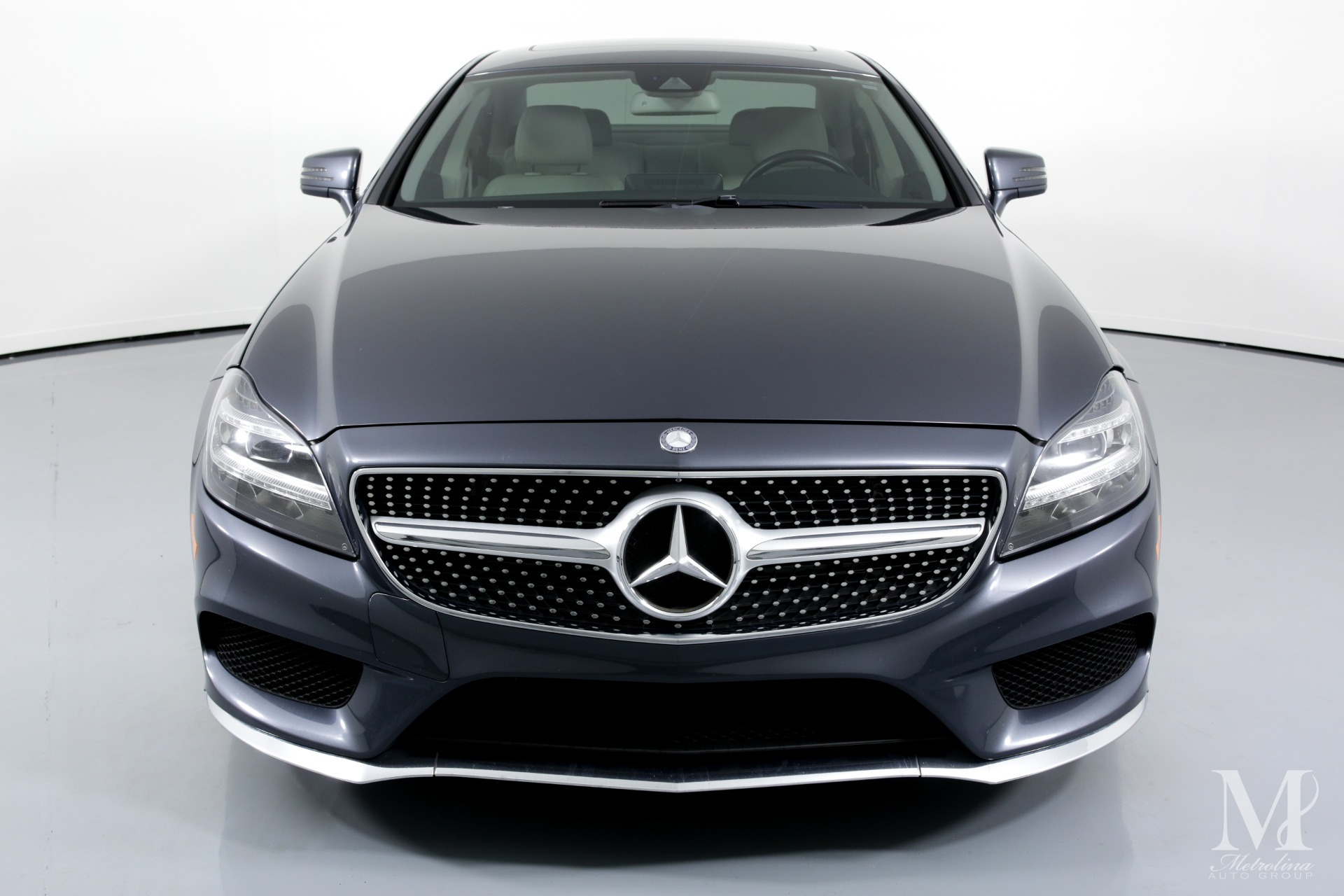 Used 2015 Mercedes-Benz CLS CLS 400 4dr Sedan for sale $29,996 at Metrolina Auto Group in Charlotte NC 28217 - 3