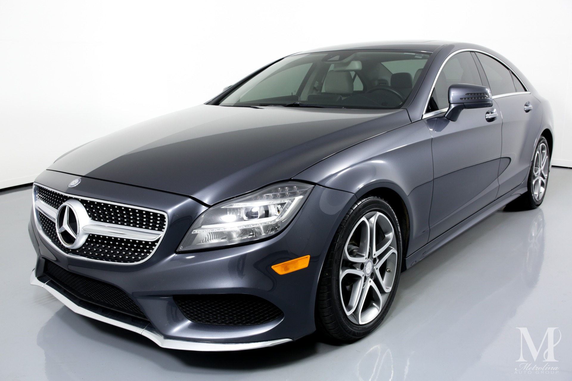 Used 2015 Mercedes-Benz CLS CLS 400 4dr Sedan for sale $29,996 at Metrolina Auto Group in Charlotte NC 28217 - 4