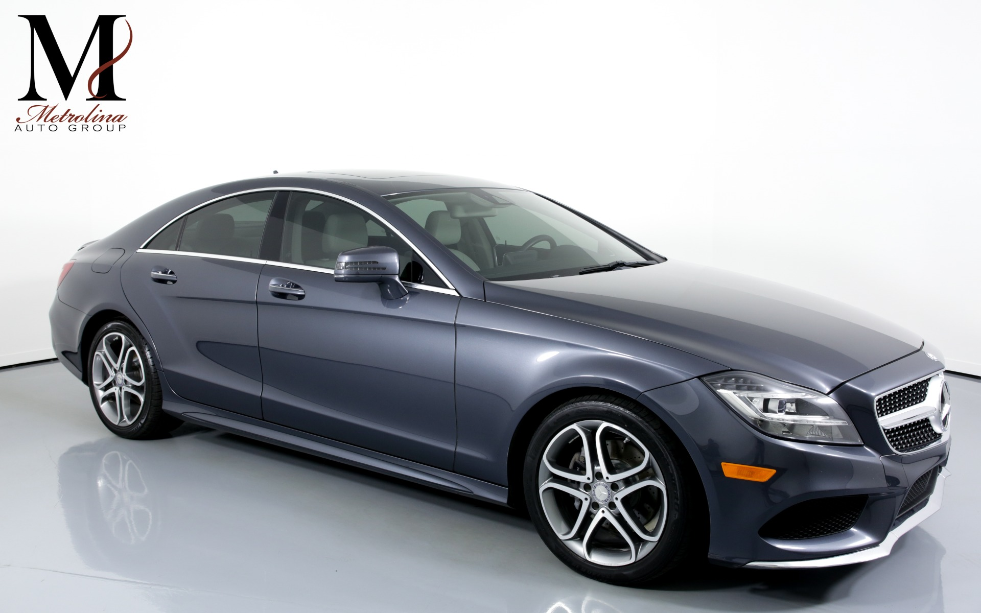 Used 2015 Mercedes-Benz CLS CLS 400 4dr Sedan for sale $29,996 at Metrolina Auto Group in Charlotte NC 28217 - 1