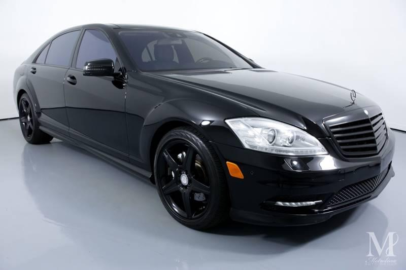 Used 2011 Mercedes-Benz S-Class S 550 4dr Sedan for sale Sold at Metrolina Auto Group in Charlotte NC 28217 - 2