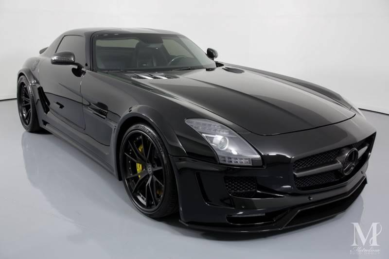 Used 2011 Mercedes-Benz SLS AMG Base 2dr Coupe for sale Sold at Metrolina Auto Group in Charlotte NC 28217 - 2