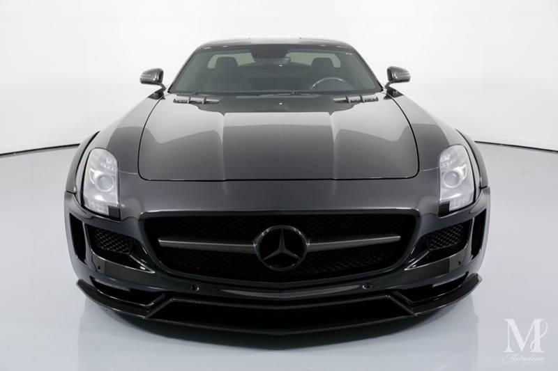 Used 2011 Mercedes-Benz SLS AMG Base 2dr Coupe for sale Sold at Metrolina Auto Group in Charlotte NC 28217 - 3