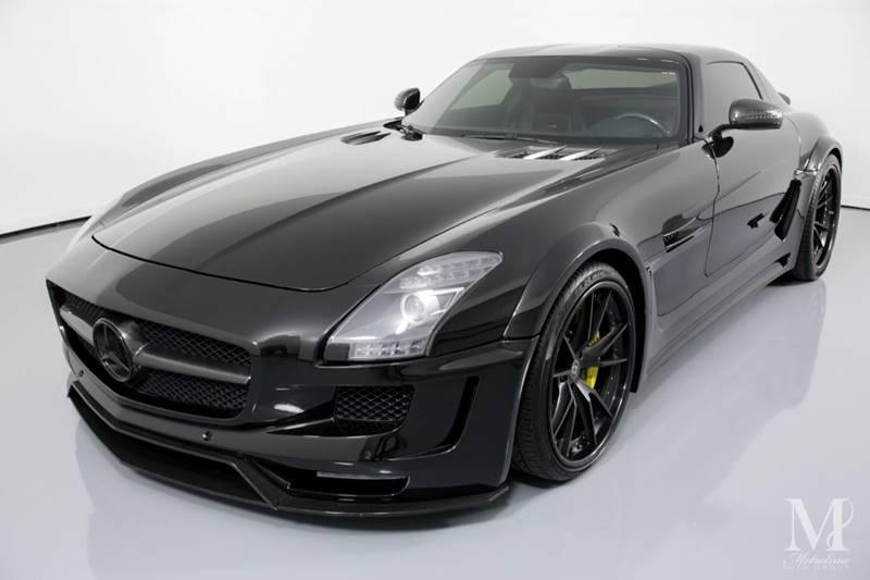 Used 2011 Mercedes-Benz SLS AMG Base 2dr Coupe for sale Sold at Metrolina Auto Group in Charlotte NC 28217 - 4