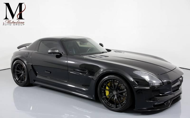 Used 2011 Mercedes-Benz SLS AMG Base 2dr Coupe for sale Sold at Metrolina Auto Group in Charlotte NC 28217 - 1