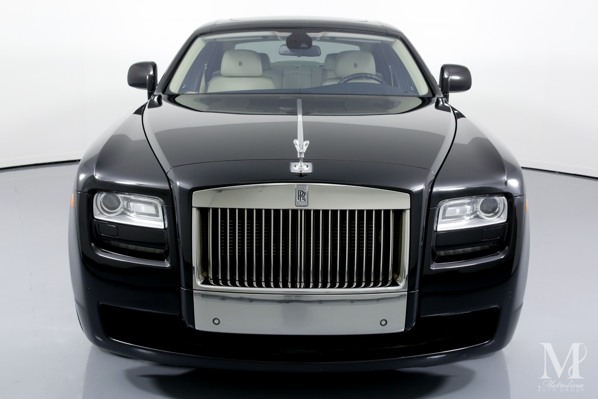 Used 2011 Rolls-Royce Ghost Base 4dr Sedan for sale Sold at Metrolina Auto Group in Charlotte NC 28217 - 3