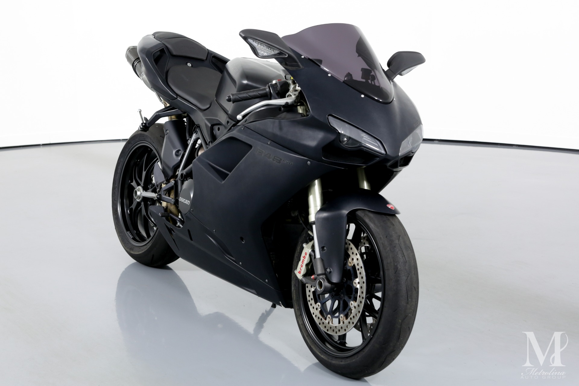 Used 2011 Ducati 848 for sale Call for price at Metrolina Auto Group in Charlotte NC 28217 - 2