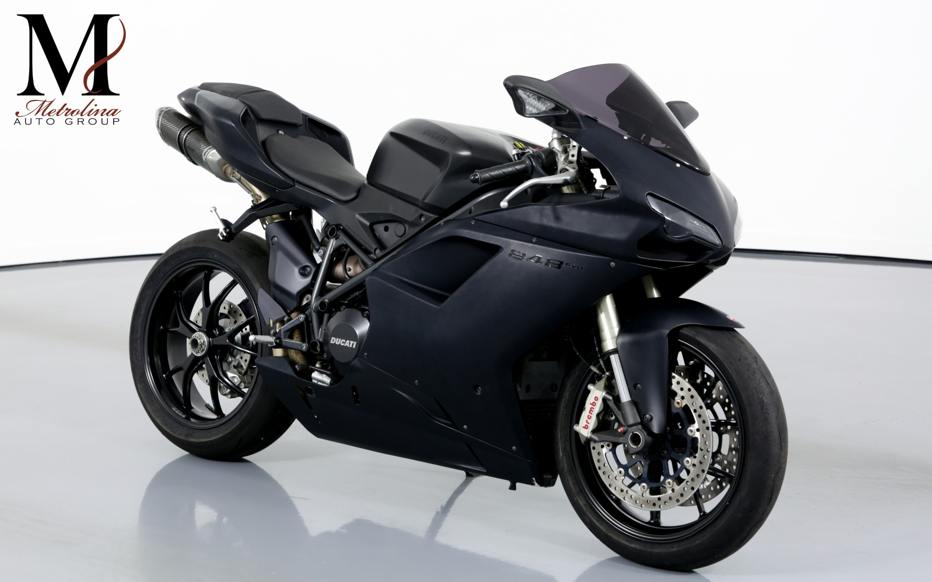 Used 2011 Ducati 848 for sale Call for price at Metrolina Auto Group in Charlotte NC 28217 - 1