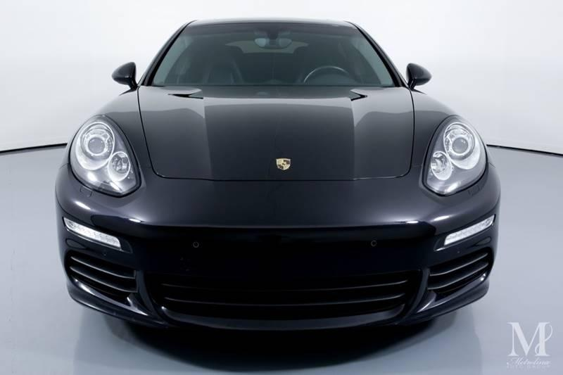 Used 2015 Porsche Panamera S 4dr Sedan for sale Sold at Metrolina Auto Group in Charlotte NC 28217 - 3