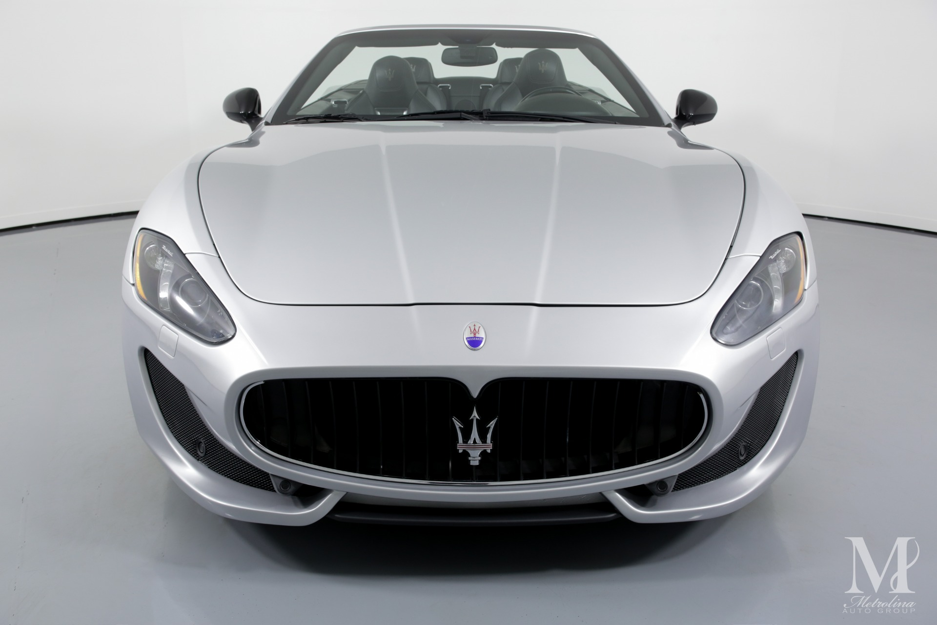 Used 2014 Maserati GranTurismo Sport 2dr Convertible for sale $54,996 at Metrolina Auto Group in Charlotte NC 28217 - 4