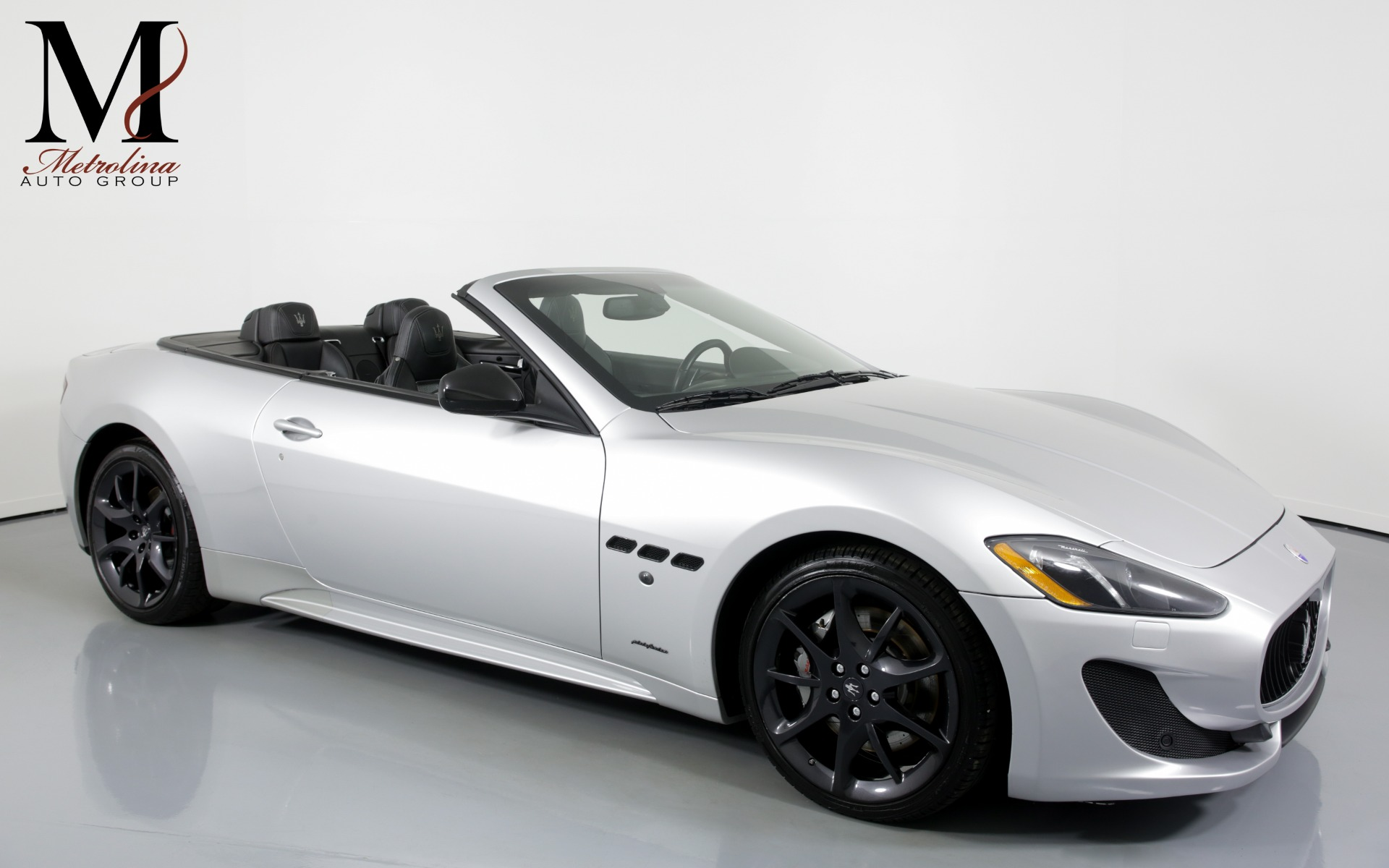 Used 2014 Maserati GranTurismo Sport 2dr Convertible for sale $54,996 at Metrolina Auto Group in Charlotte NC 28217 - 1