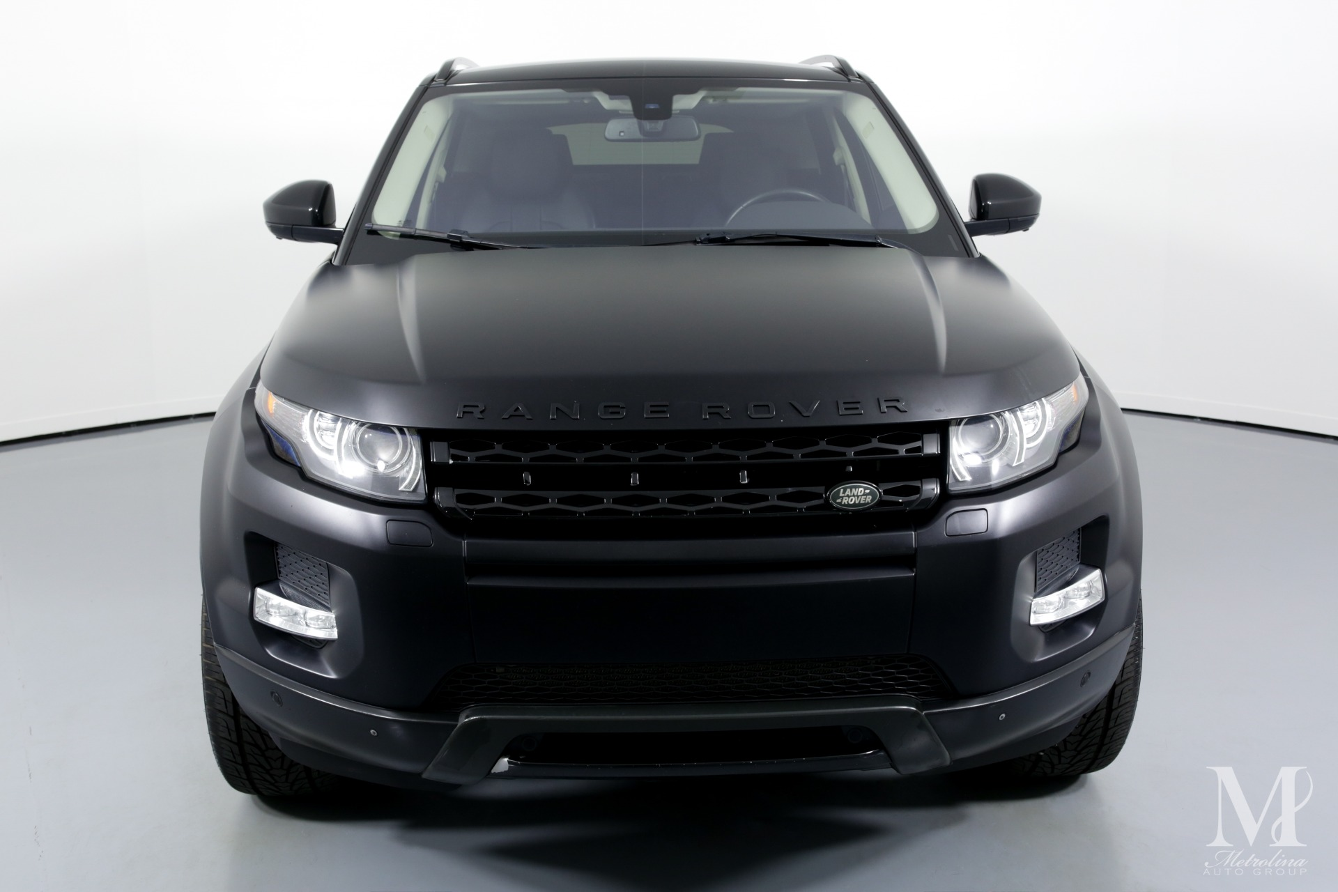 Used 2015 Land Rover Range Rover Evoque Pure Plus AWD 4dr SUV for sale $26,996 at Metrolina Auto Group in Charlotte NC 28217 - 3