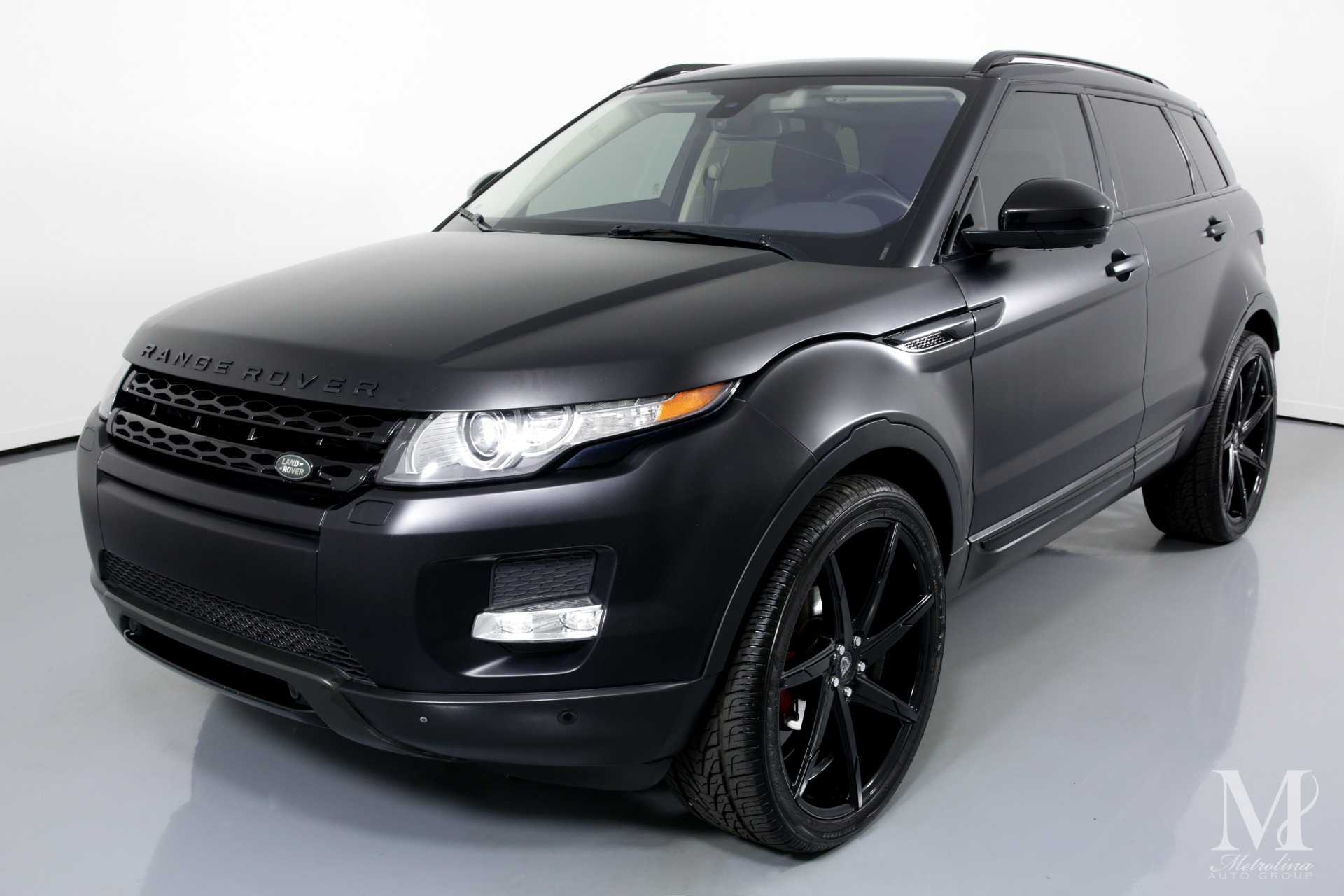 Used 2015 Land Rover Range Rover Evoque Pure Plus AWD 4dr SUV for sale $26,996 at Metrolina Auto Group in Charlotte NC 28217 - 4