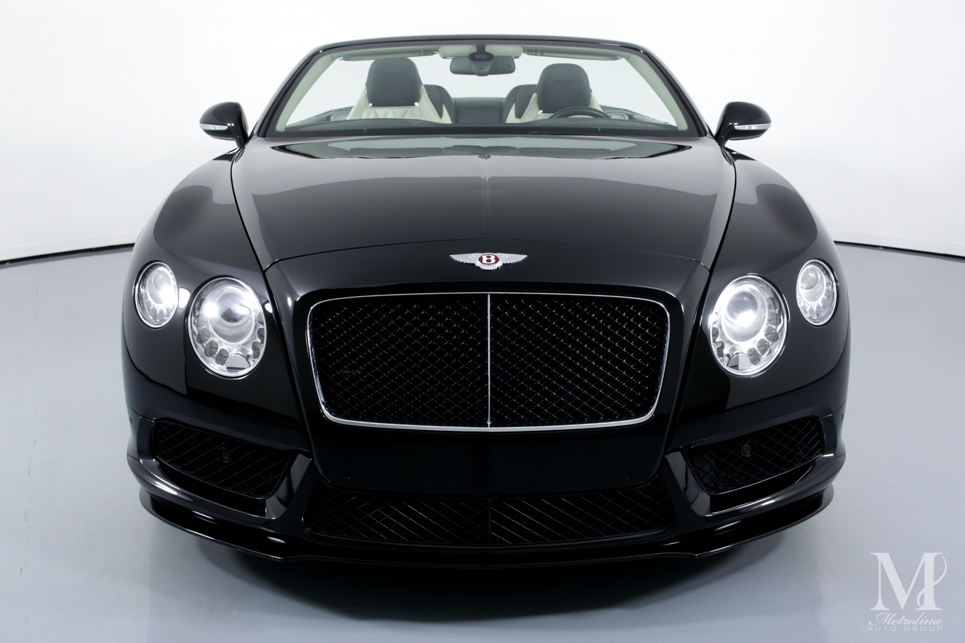 Used 2013 Bentley Continental GT V8 AWD 2dr Convertible for sale Sold at Metrolina Auto Group in Charlotte NC 28217 - 4