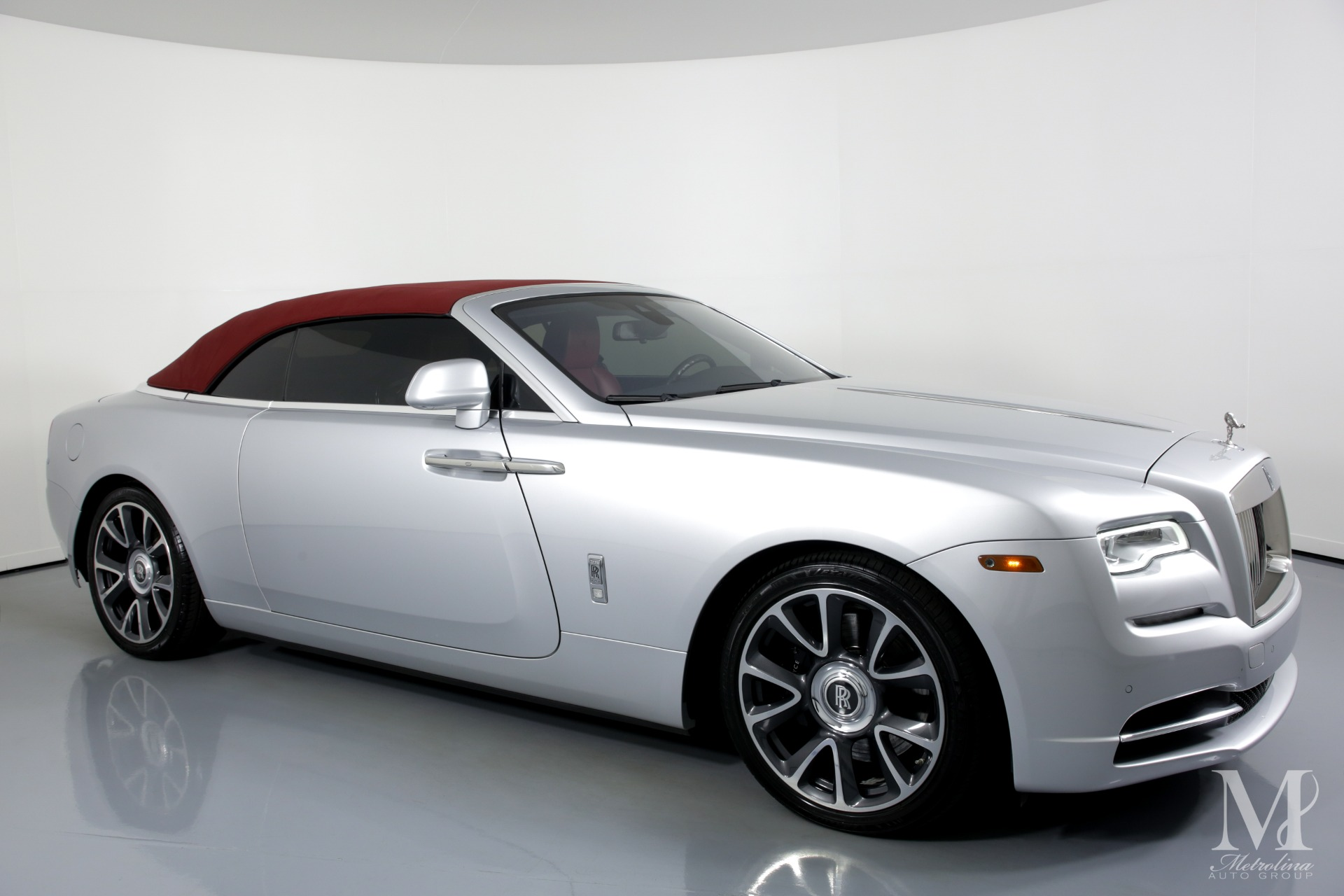 Used 2016 Rolls-Royce Dawn Base 2dr Convertible for sale $227,456 at Metrolina Auto Group in Charlotte NC 28217 - 2