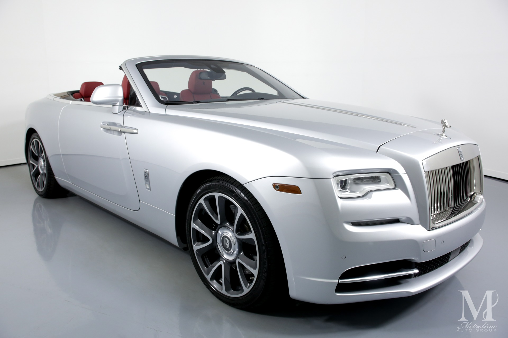 Used 2016 Rolls-Royce Dawn Base 2dr Convertible for sale $227,456 at Metrolina Auto Group in Charlotte NC 28217 - 3