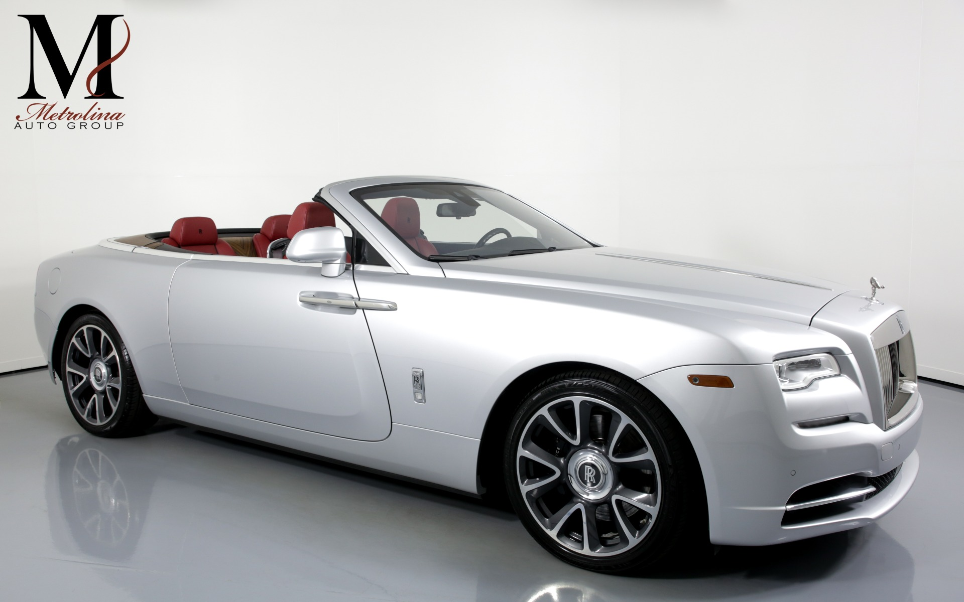 Used 2016 Rolls-Royce Dawn Base 2dr Convertible for sale $227,456 at Metrolina Auto Group in Charlotte NC 28217 - 1