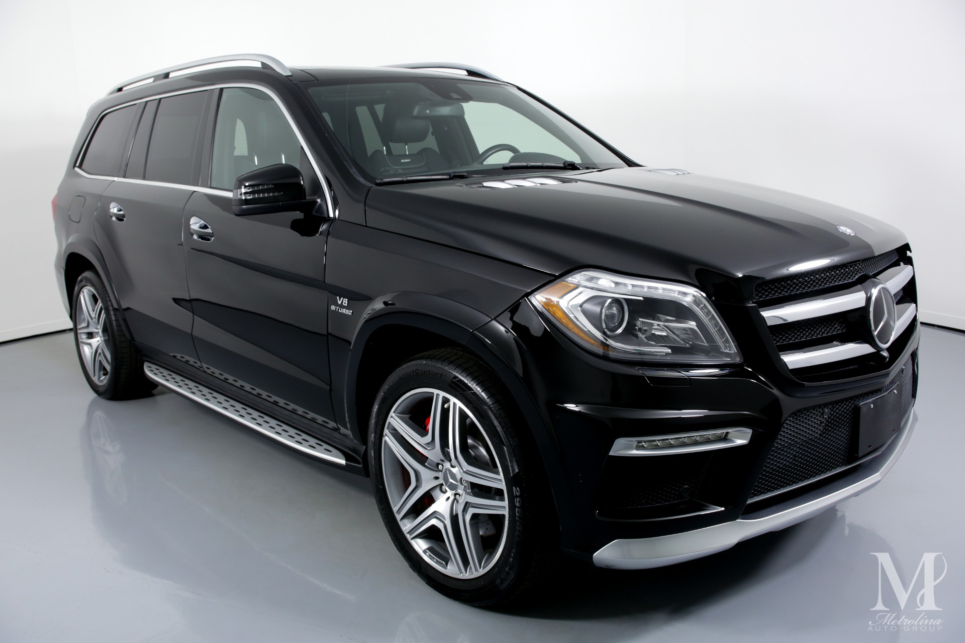 Used 2015 Mercedes-Benz GL-Class GL 63 AMG AWD 4MATIC 4dr SUV for sale $44,996 at Metrolina Auto Group in Charlotte NC 28217 - 2