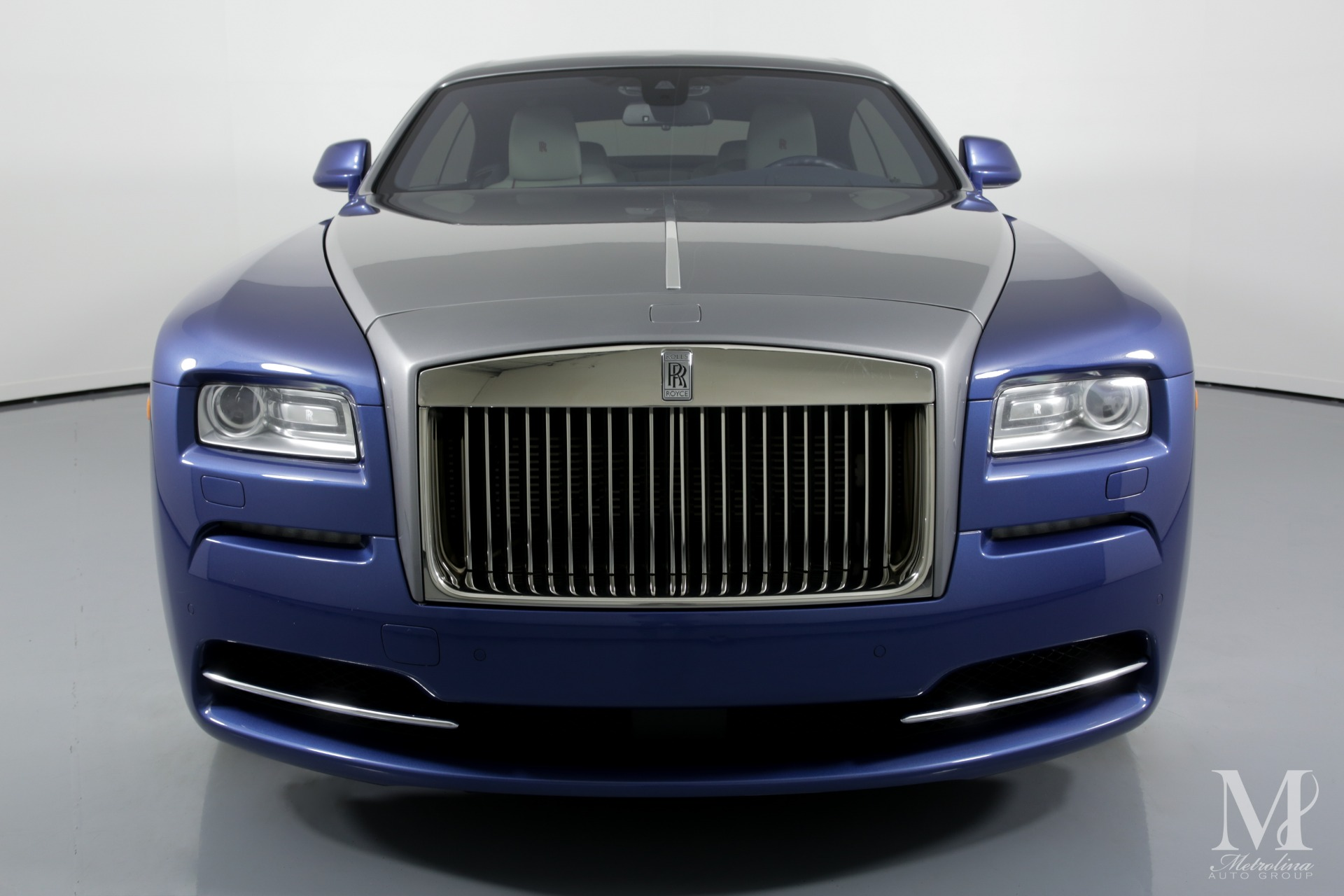 Used 2015 Rolls-Royce Wraith Base 2dr Coupe for sale Sold at Metrolina Auto Group in Charlotte NC 28217 - 3