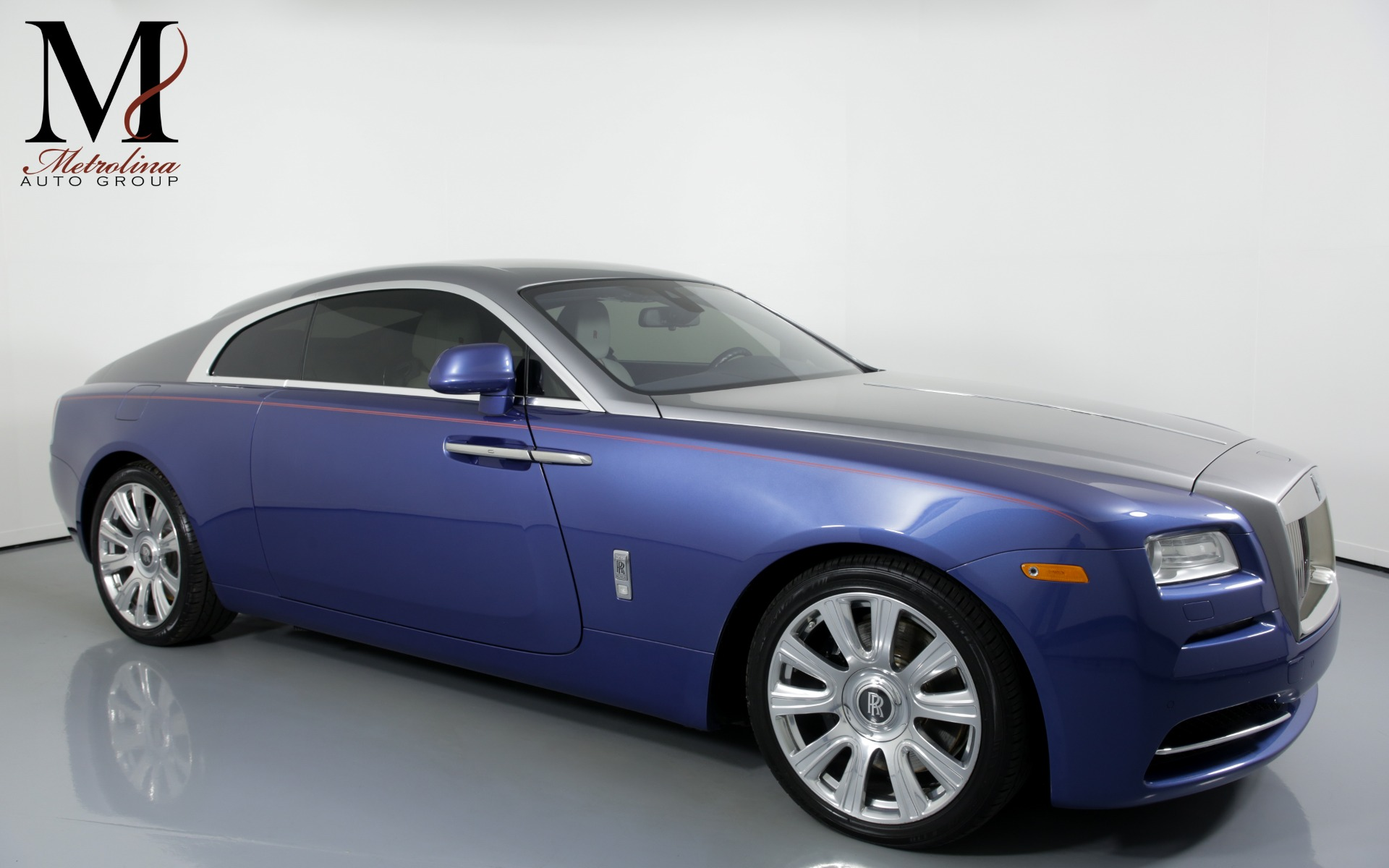 Used 2015 Rolls-Royce Wraith Base 2dr Coupe for sale Sold at Metrolina Auto Group in Charlotte NC 28217 - 1
