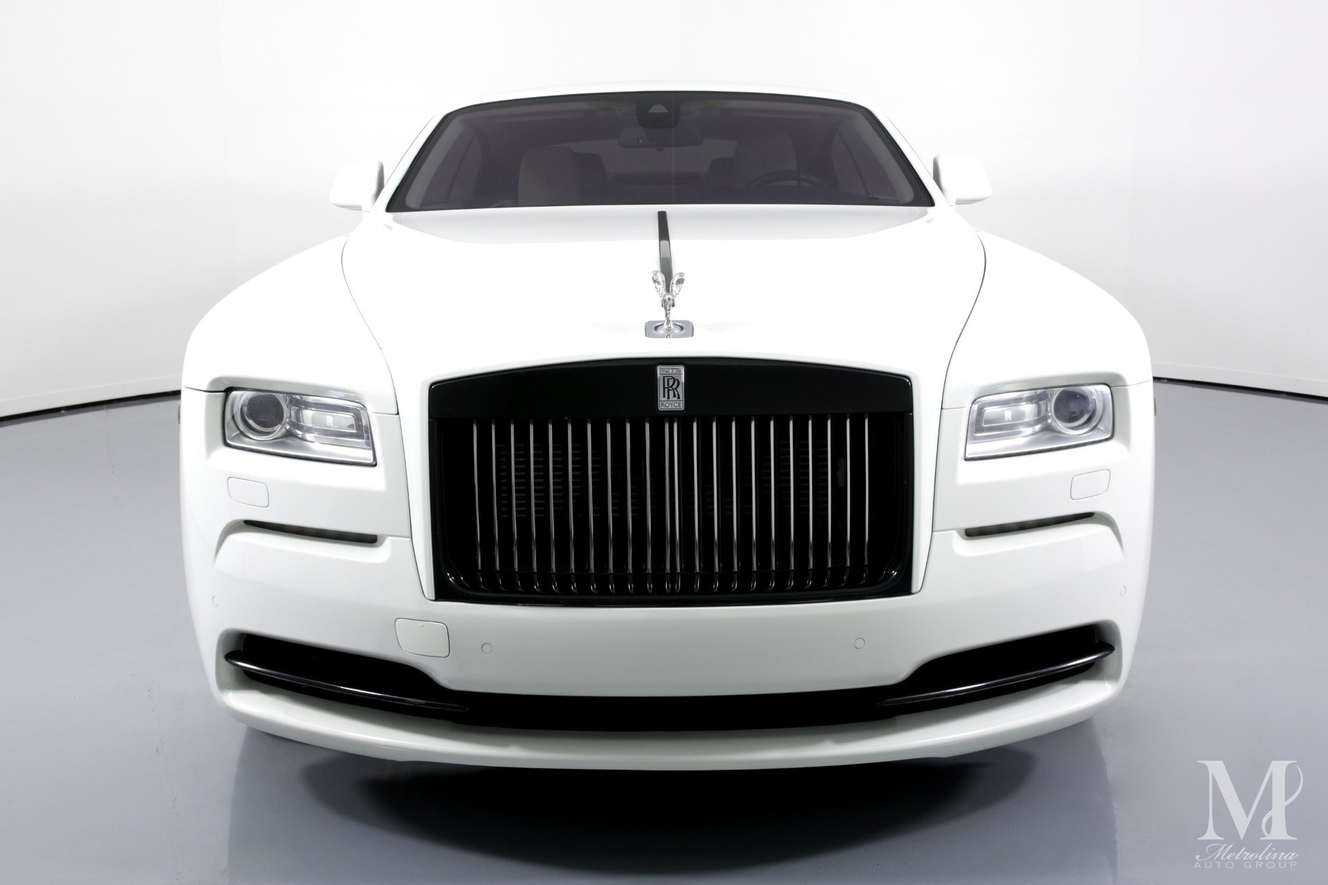 Used 2014 Rolls-Royce Wraith Base 2dr Coupe for sale Sold at Metrolina Auto Group in Charlotte NC 28217 - 3