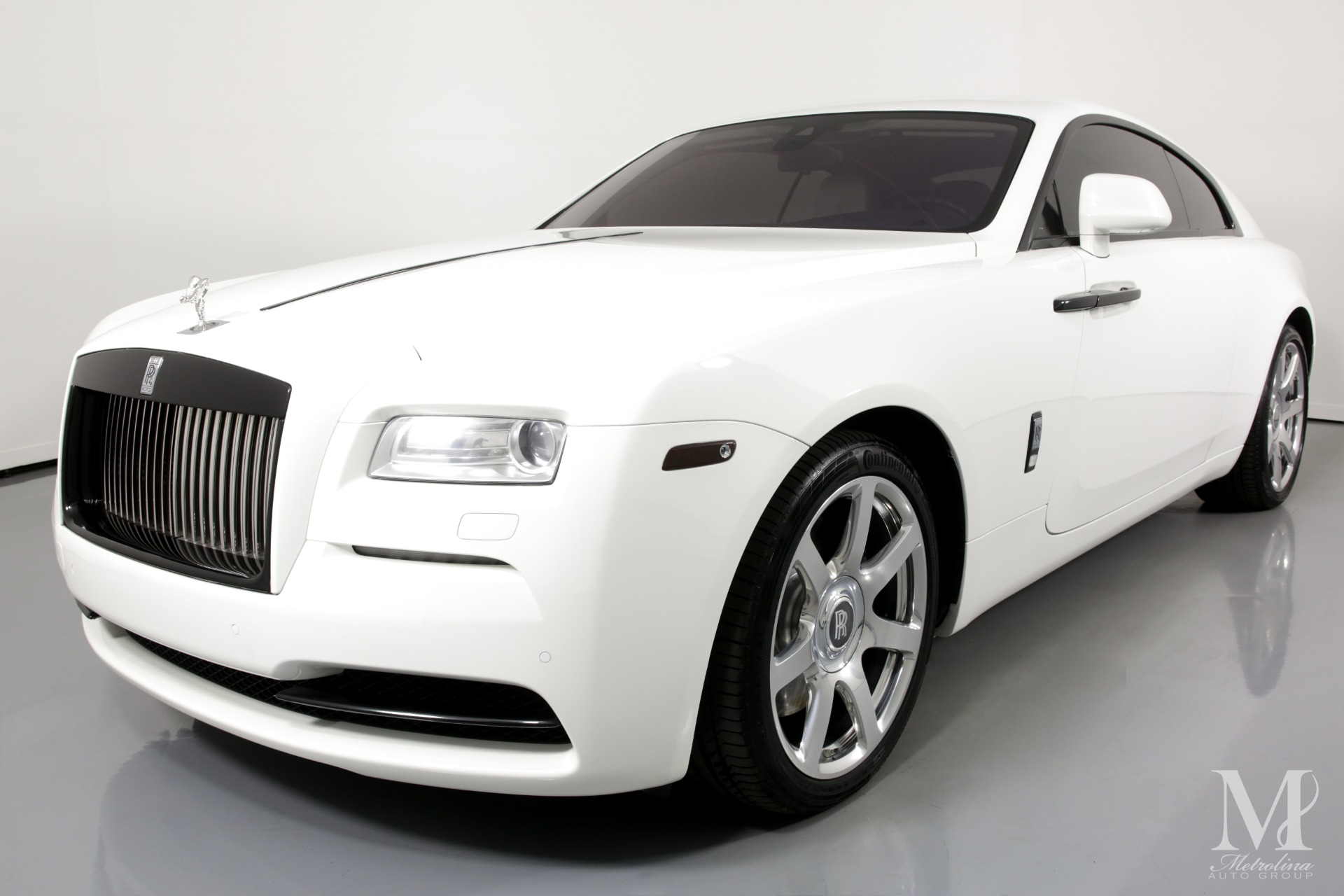 Used 2014 Rolls-Royce Wraith Base 2dr Coupe for sale Sold at Metrolina Auto Group in Charlotte NC 28217 - 4