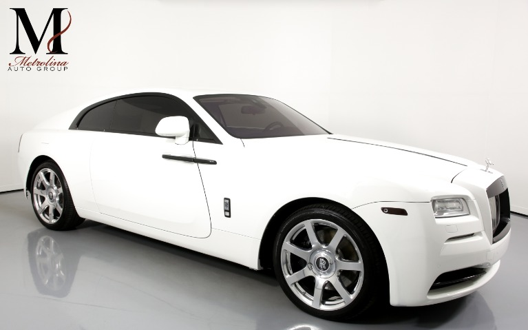Used Used 2014 Rolls-Royce Wraith Base 2dr Coupe for sale $137,456 at Metrolina Auto Group in Charlotte NC