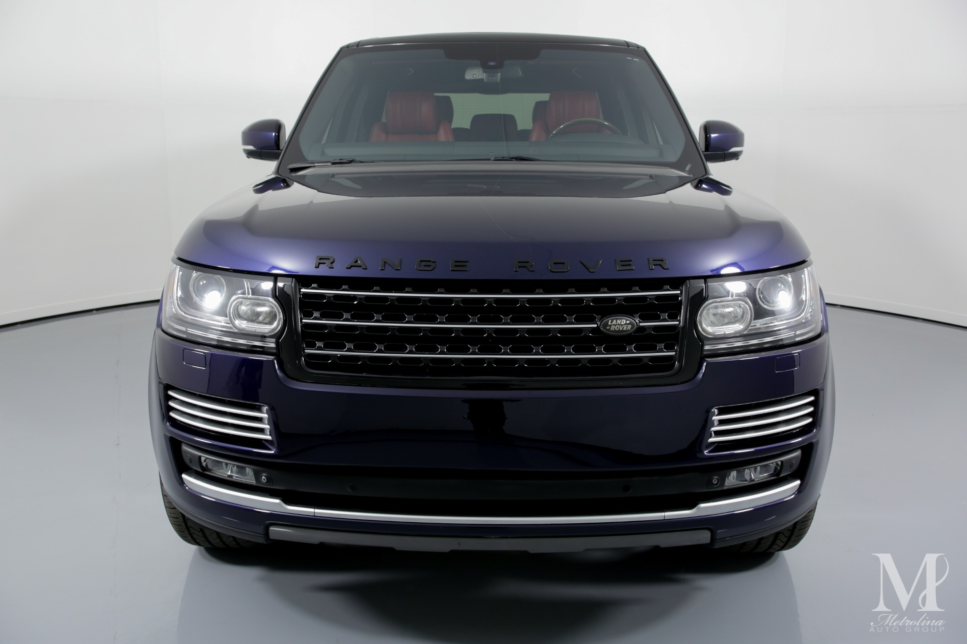Used 2014 Land Rover Range Rover Autobiography 4x4 4dr SUV for sale Sold at Metrolina Auto Group in Charlotte NC 28217 - 3