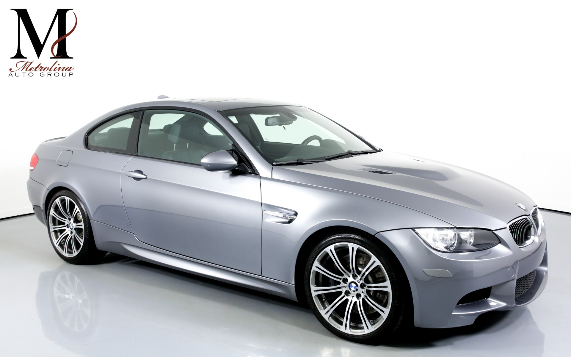 Used 2009 BMW M3 Base 2dr Coupe for sale $29,996 at Metrolina Auto Group in Charlotte NC 28217 - 1