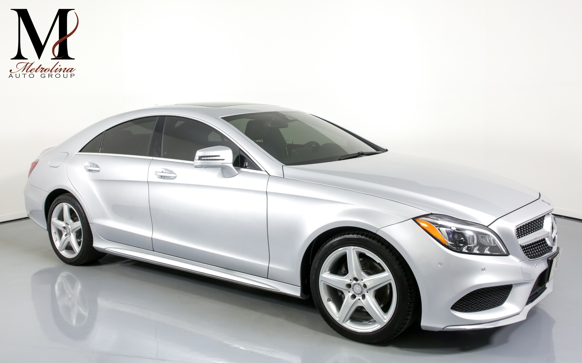 Used 2016 Mercedes-Benz CLS CLS 400 4MATIC AWD 4dr Sedan for sale $27,456 at Metrolina Auto Group in Charlotte NC 28217 - 1