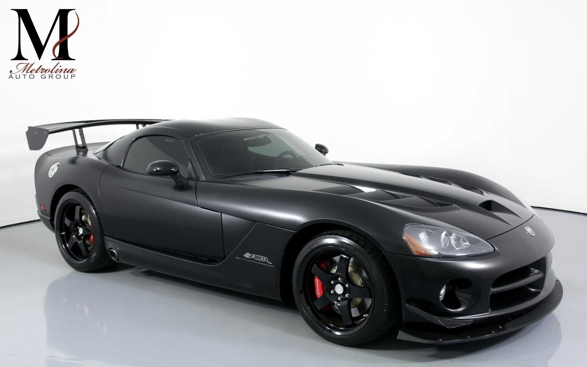 Used 2008 Dodge Viper SRT-10 for sale $82,996 at Metrolina Auto Group in Charlotte NC 28217 - 1