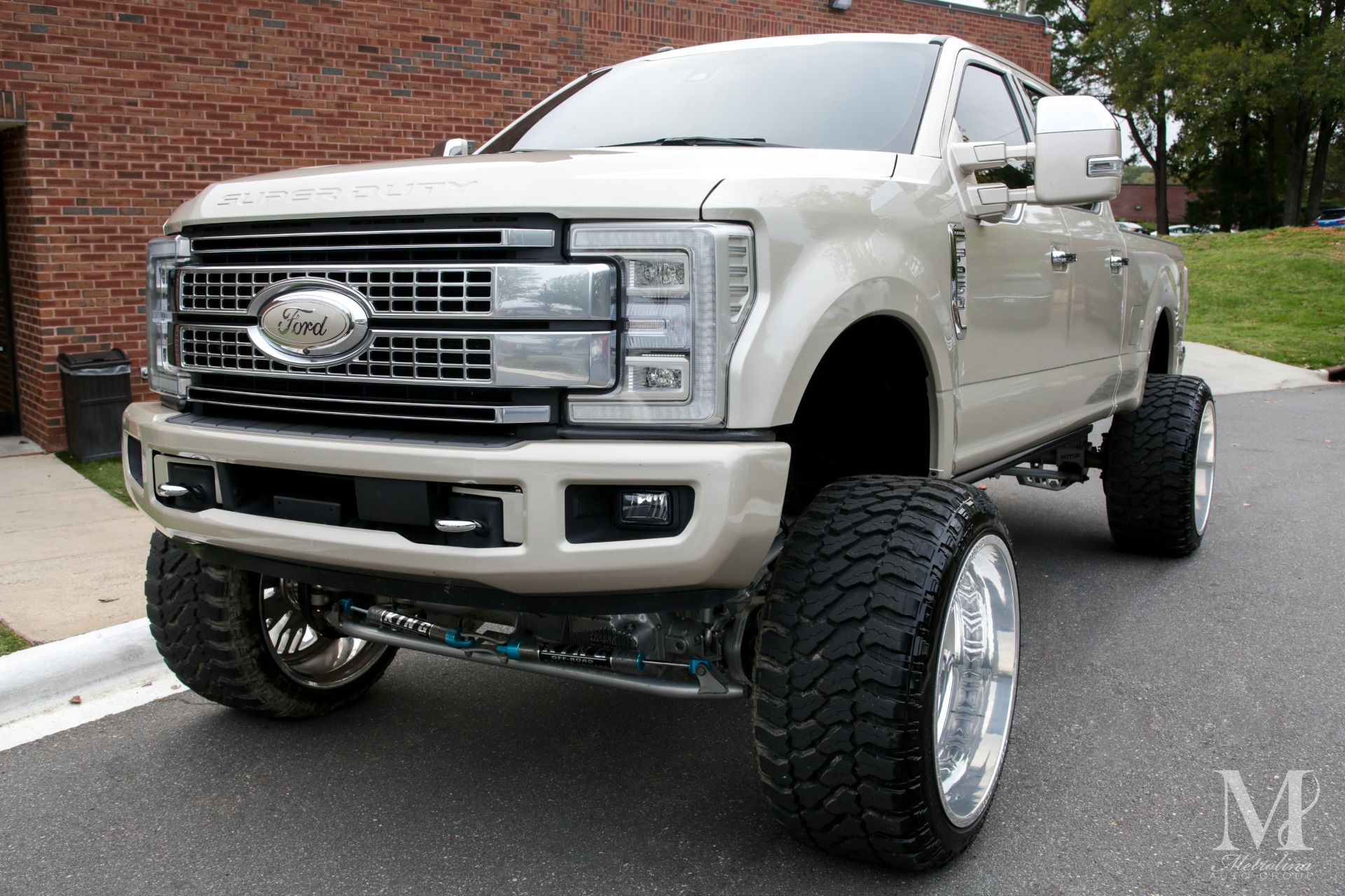 Used 2017 Ford F-250 Super Duty Platinum for sale $69,996 at Metrolina Auto Group in Charlotte NC 28217 - 2