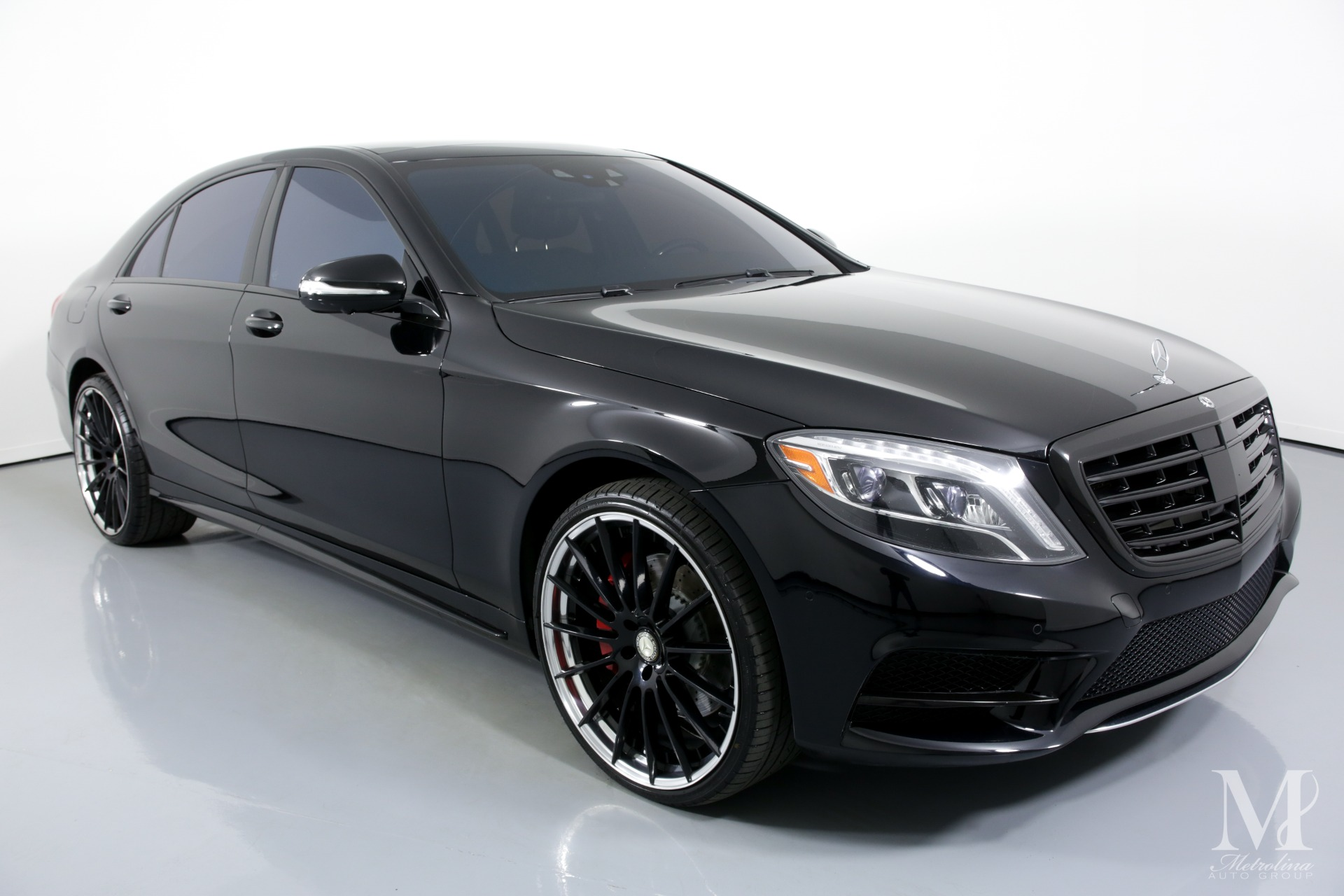 Used 2015 Mercedes-Benz S-Class S 550 for sale $42,996 at Metrolina Auto Group in Charlotte NC 28217 - 2