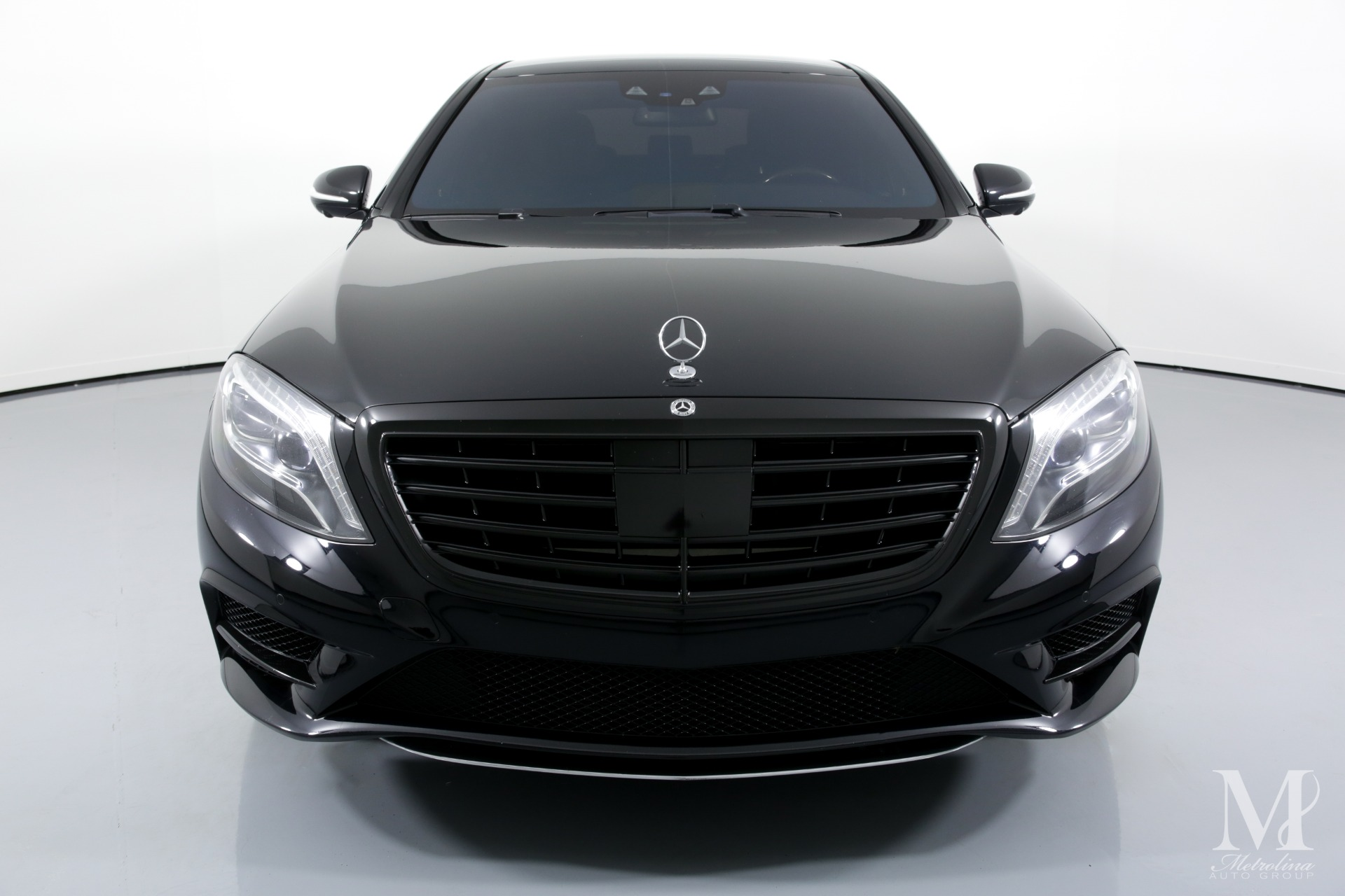 Used 2015 Mercedes-Benz S-Class S 550 for sale $42,996 at Metrolina Auto Group in Charlotte NC 28217 - 3