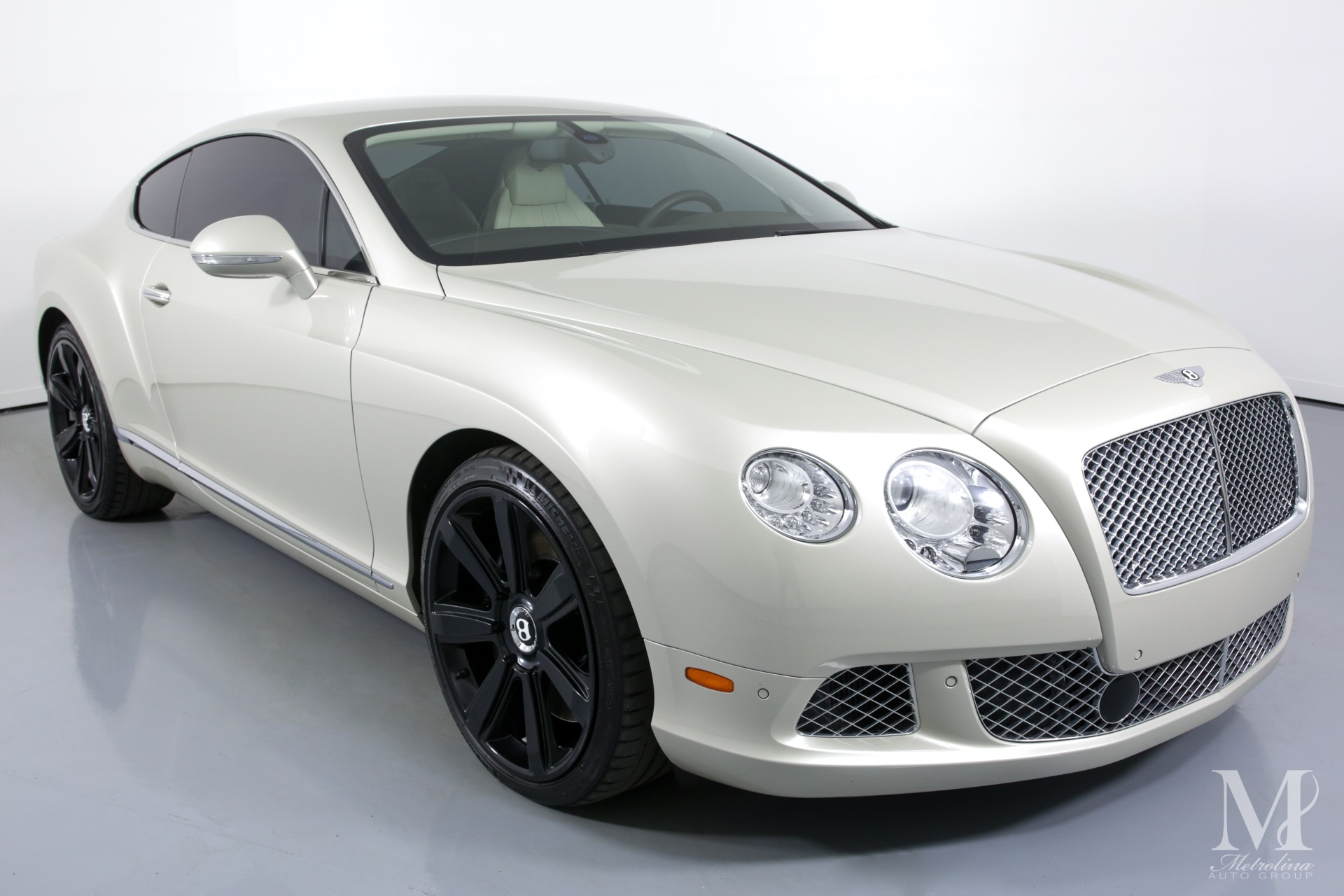 Used 2012 Bentley Continental GT for sale $74,996 at Metrolina Auto Group in Charlotte NC 28217 - 2