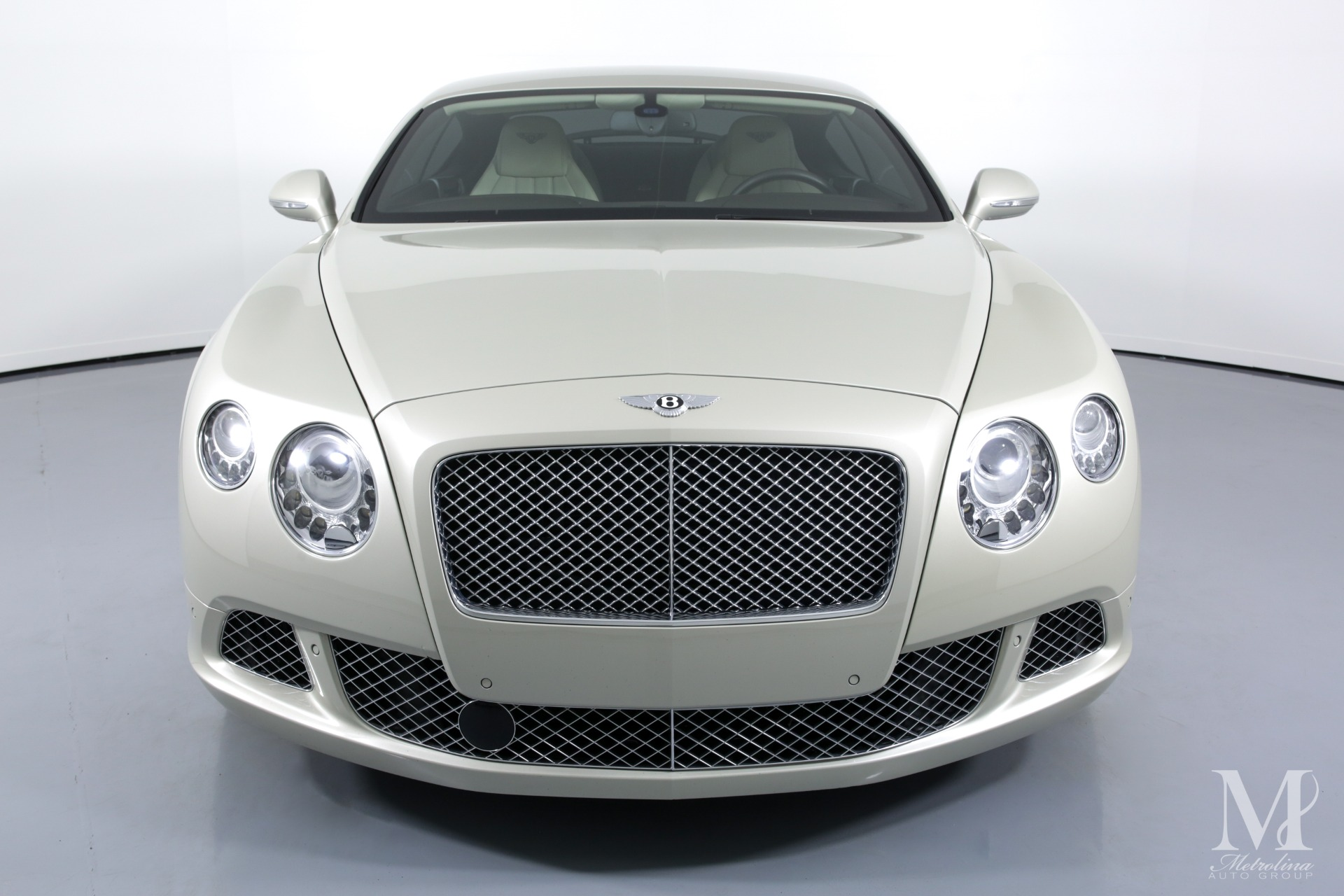 Used 2012 Bentley Continental GT for sale $74,996 at Metrolina Auto Group in Charlotte NC 28217 - 3