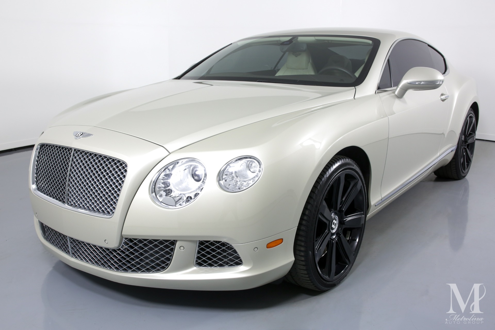 Used 2012 Bentley Continental GT for sale $74,996 at Metrolina Auto Group in Charlotte NC 28217 - 4