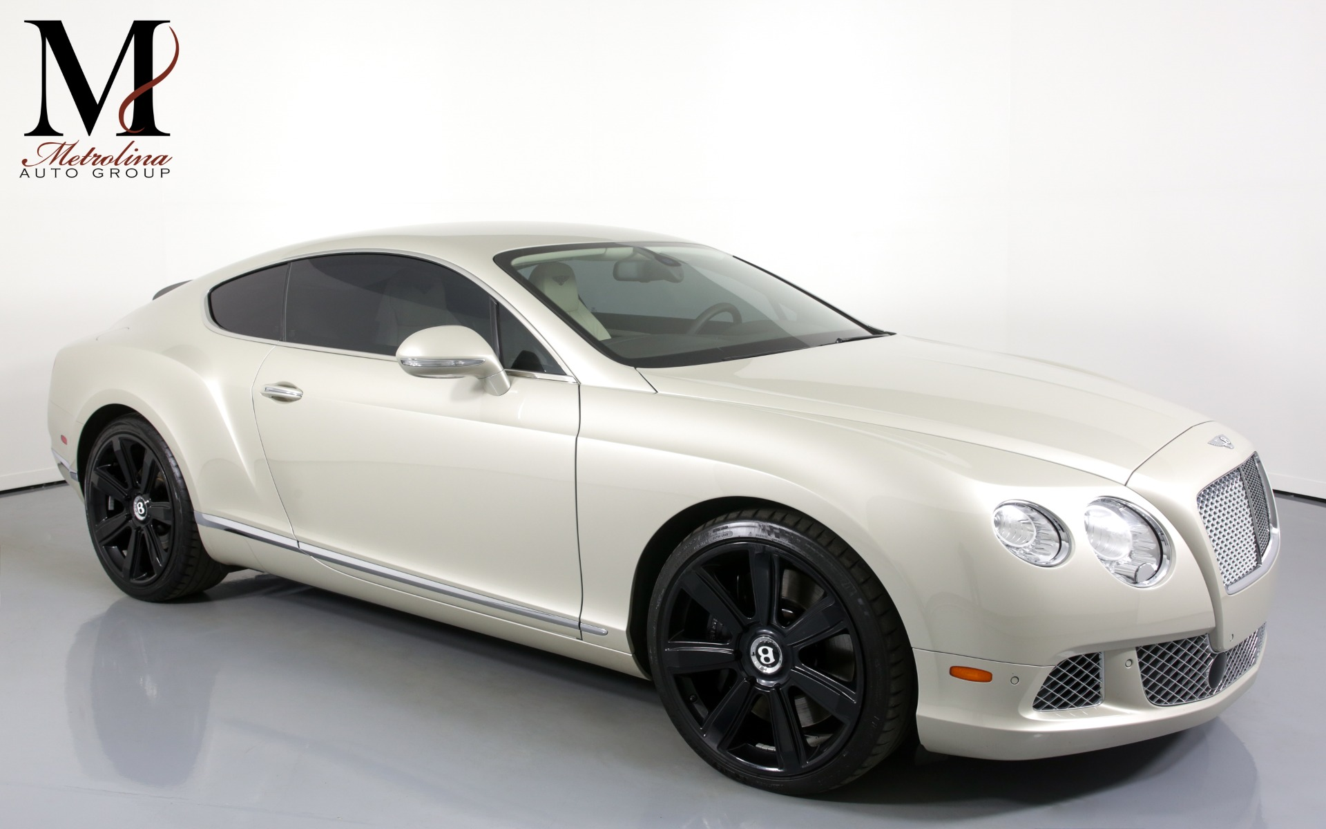 Used 2012 Bentley Continental GT for sale $74,996 at Metrolina Auto Group in Charlotte NC 28217 - 1