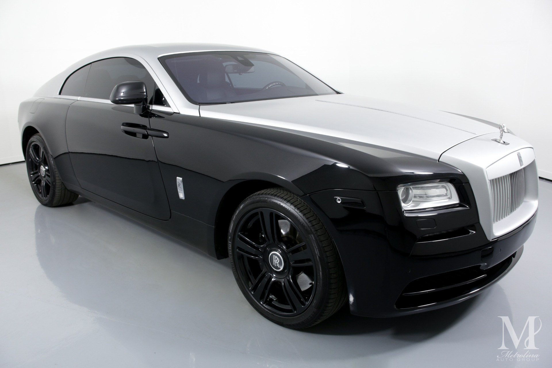 Used 2014 Rolls-Royce Wraith for sale $149,996 at Metrolina Auto Group in Charlotte NC 28217 - 2