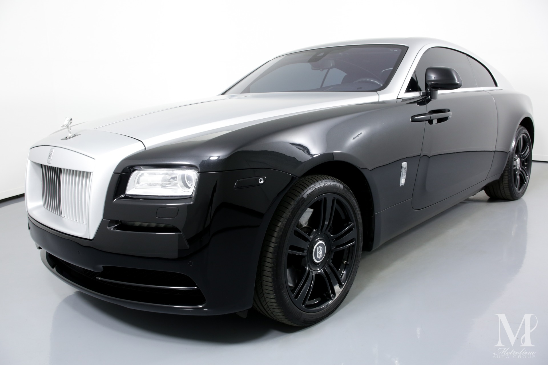 Used 2014 Rolls-Royce Wraith for sale $149,996 at Metrolina Auto Group in Charlotte NC 28217 - 4