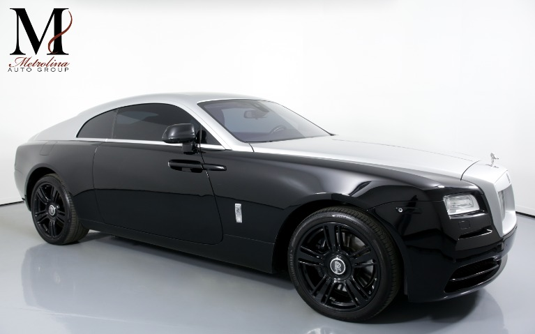 Used Used 2014 Rolls-Royce Wraith for sale $154,496 at Metrolina Auto Group in Charlotte NC