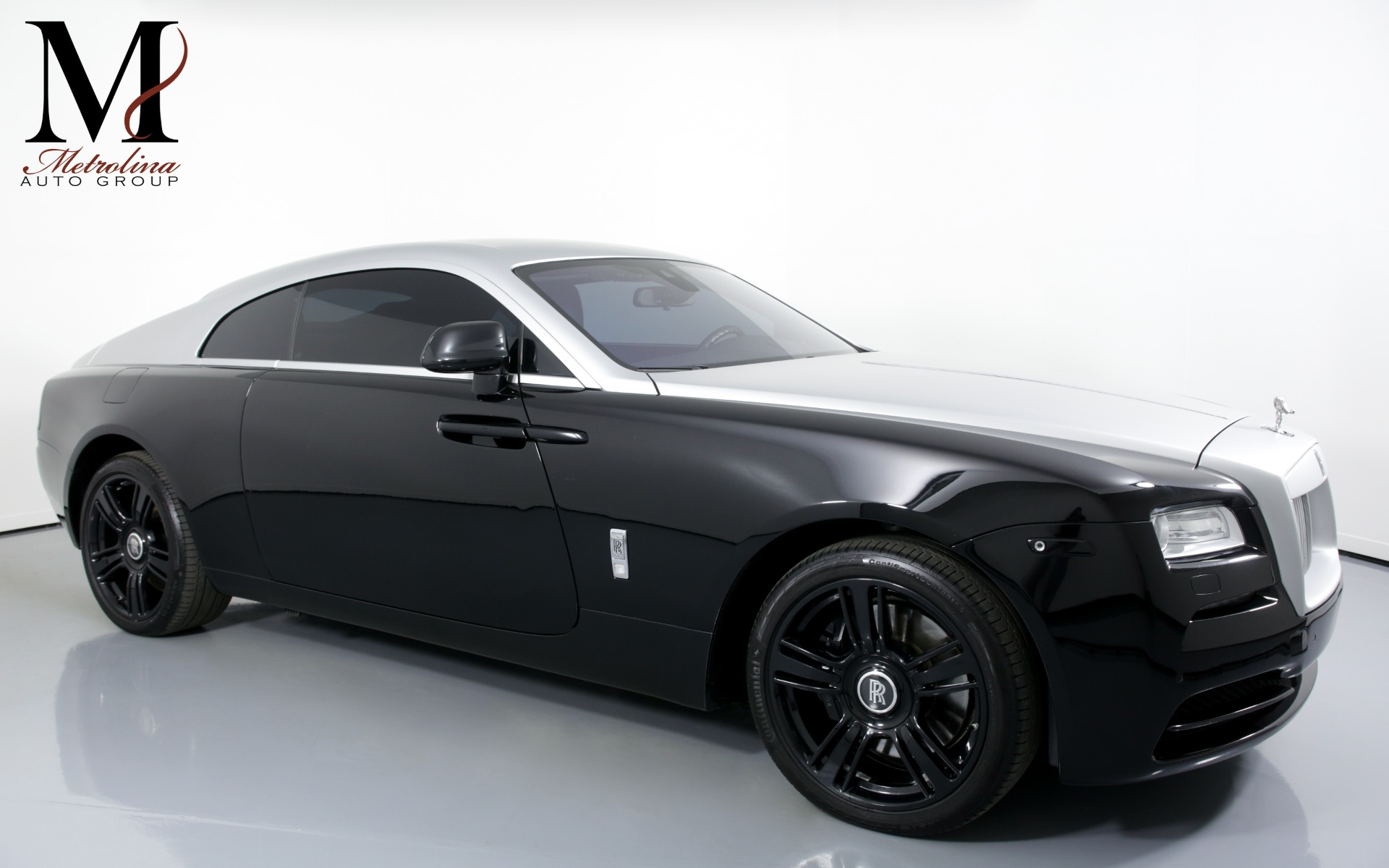 Used 2014 Rolls-Royce Wraith for sale $149,996 at Metrolina Auto Group in Charlotte NC 28217 - 1