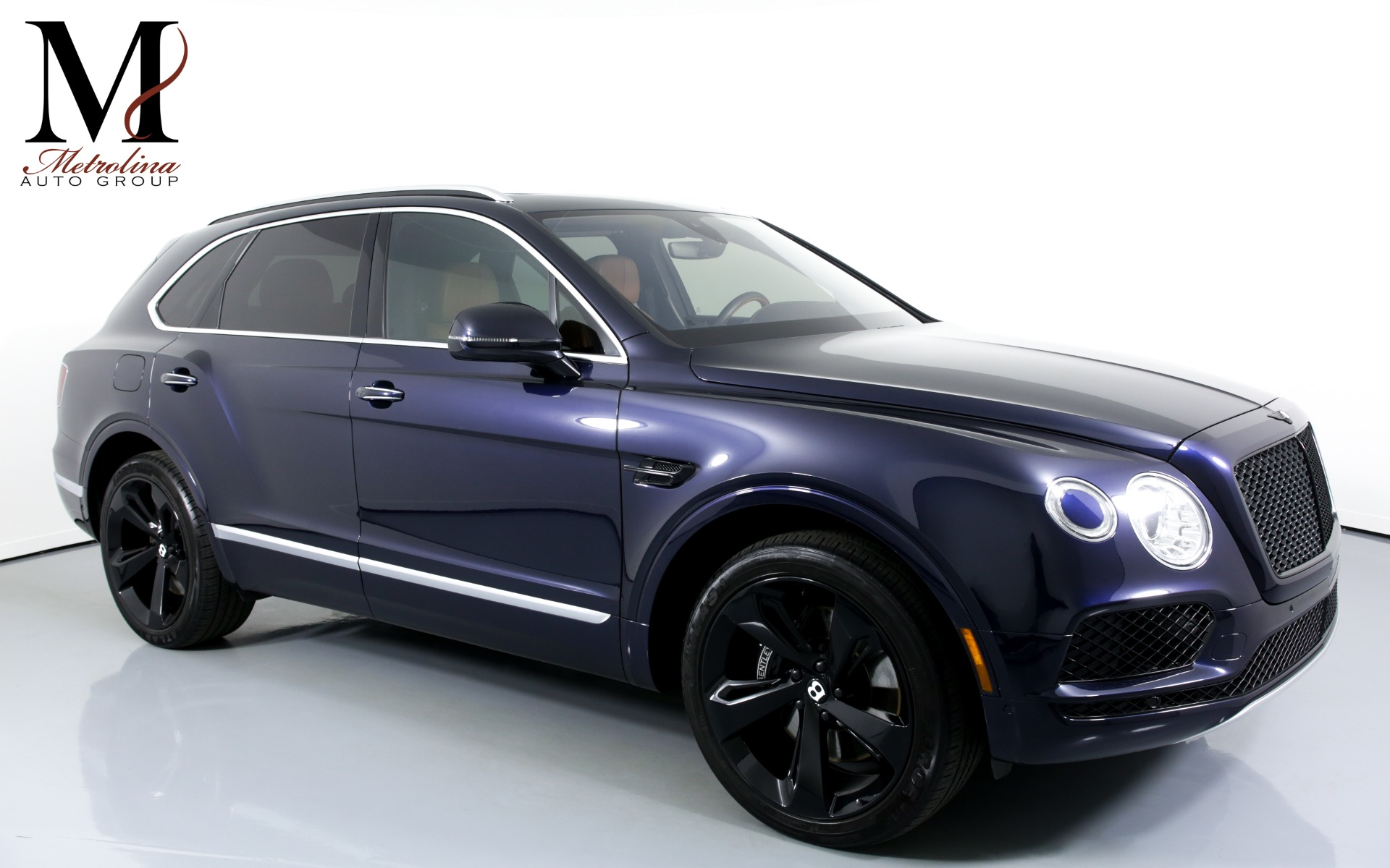 Used 2017 Bentley Bentayga W12 for sale $129,996 at Metrolina Auto Group in Charlotte NC 28217 - 1