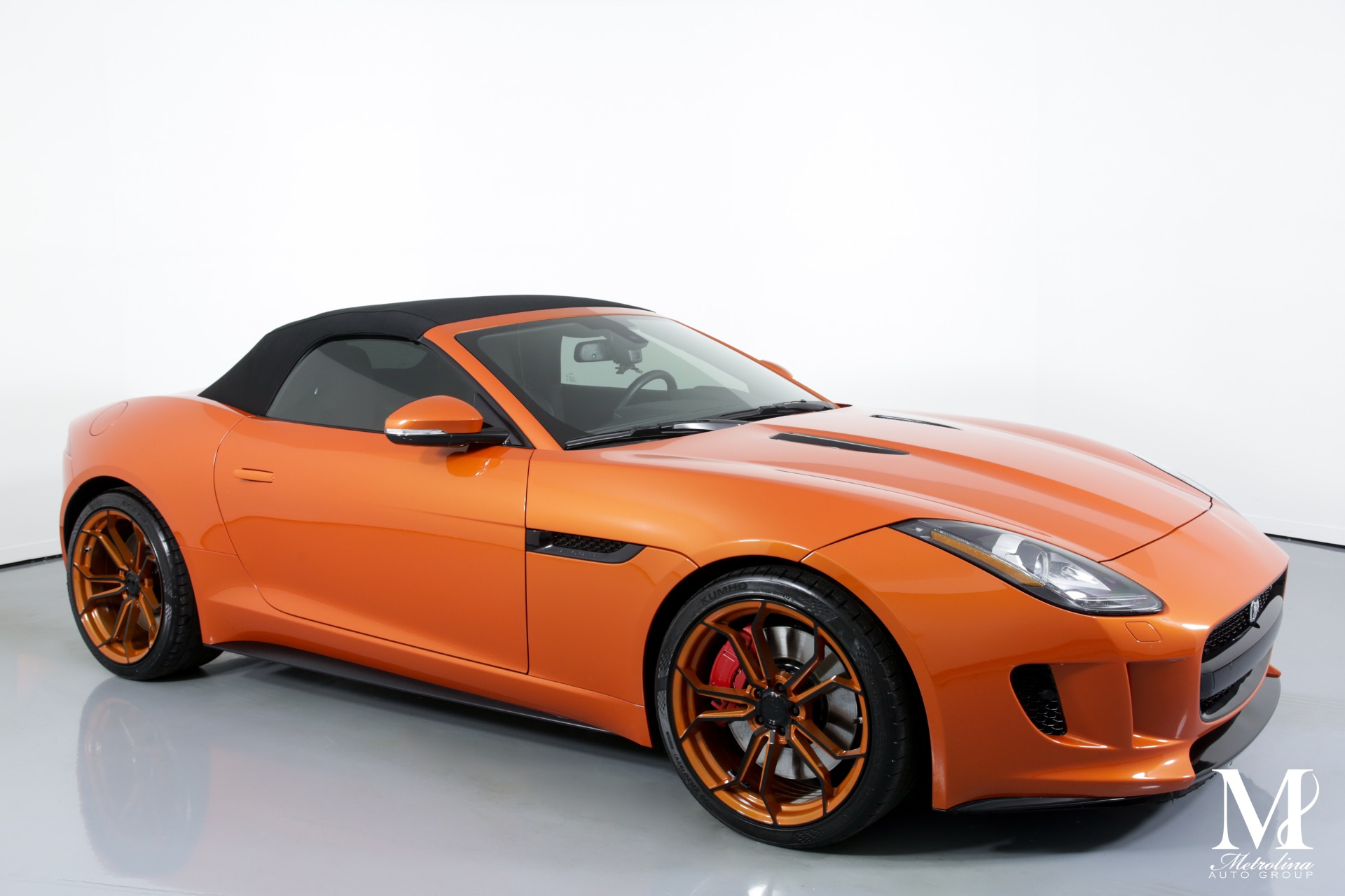 Used 2014 Jaguar F-TYPE V8 S for sale $40,996 at Metrolina Auto Group in Charlotte NC 28217 - 2