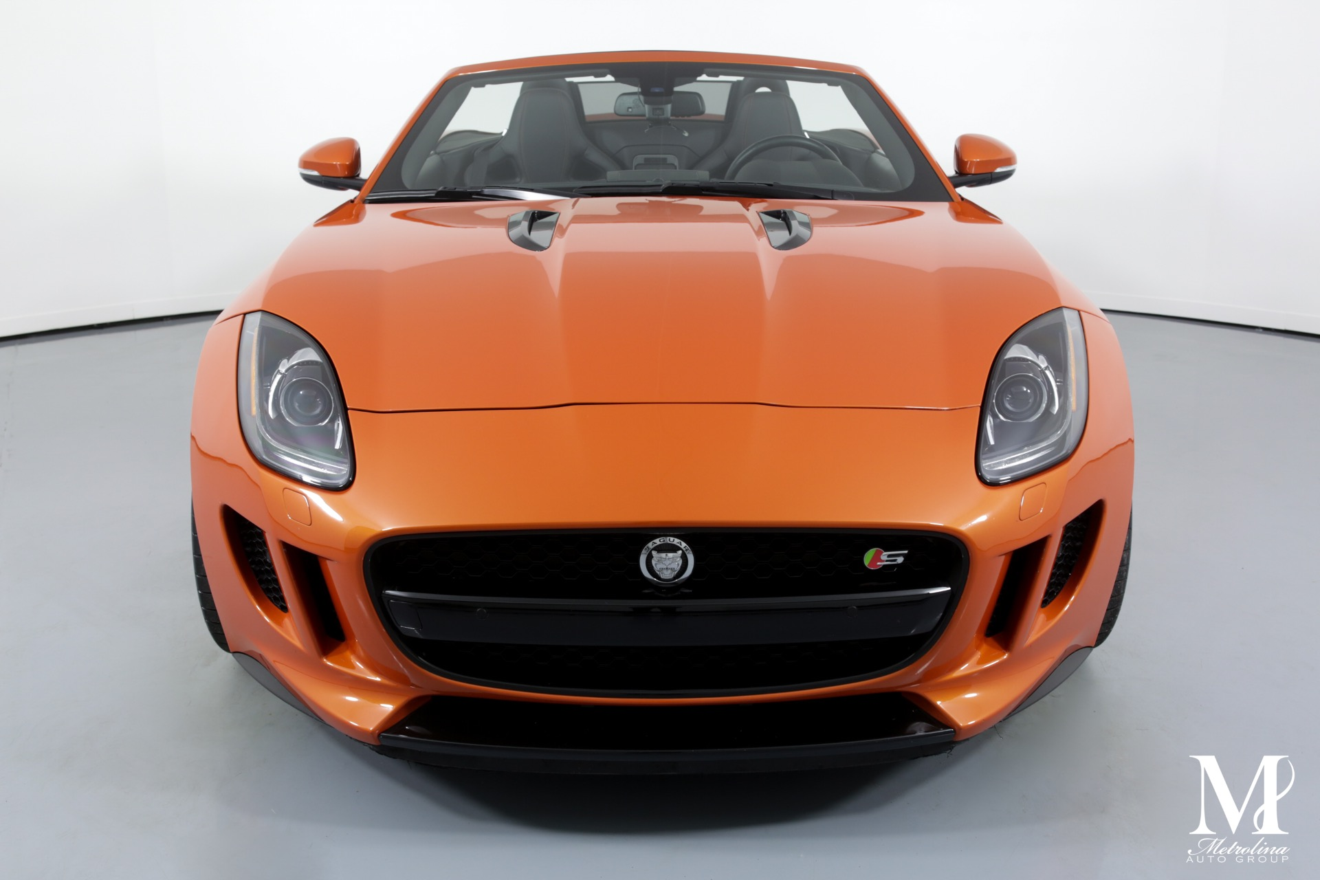 Used 2014 Jaguar F-TYPE V8 S for sale $40,996 at Metrolina Auto Group in Charlotte NC 28217 - 4