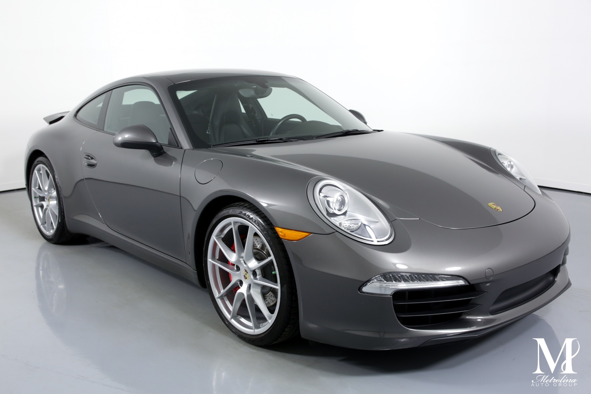 Used 2012 Porsche 911 Carrera S for sale Sold at Metrolina Auto Group in Charlotte NC 28217 - 2